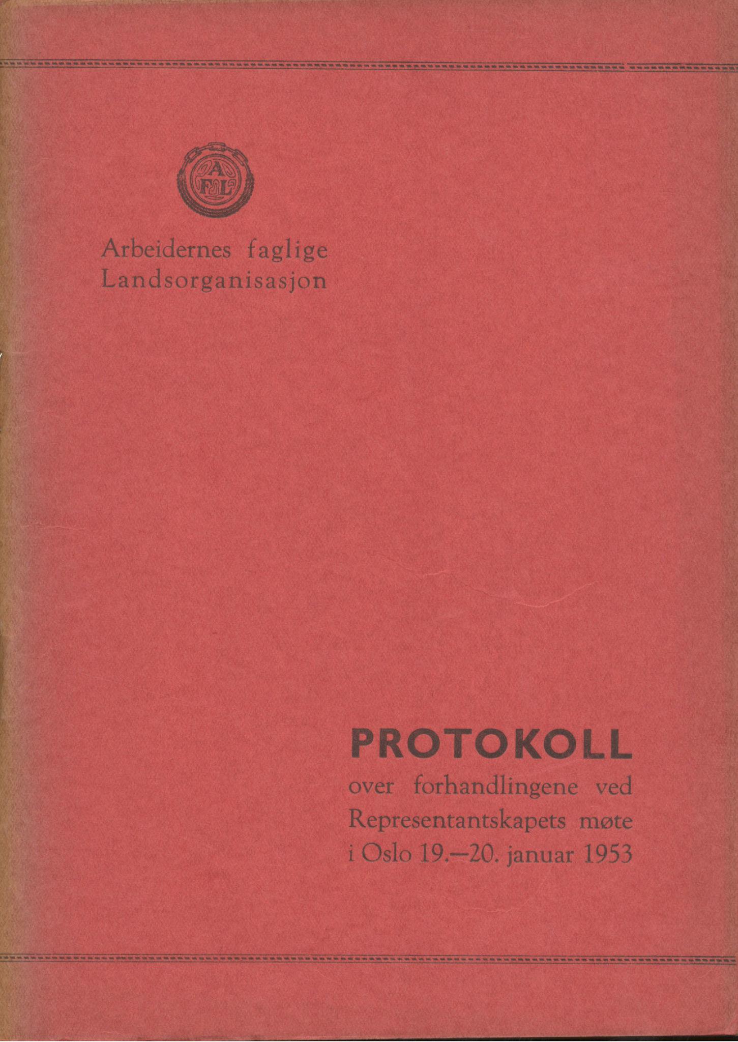 AAB, Landsorganisasjonen i Norge, 1911-1953, s. 1185