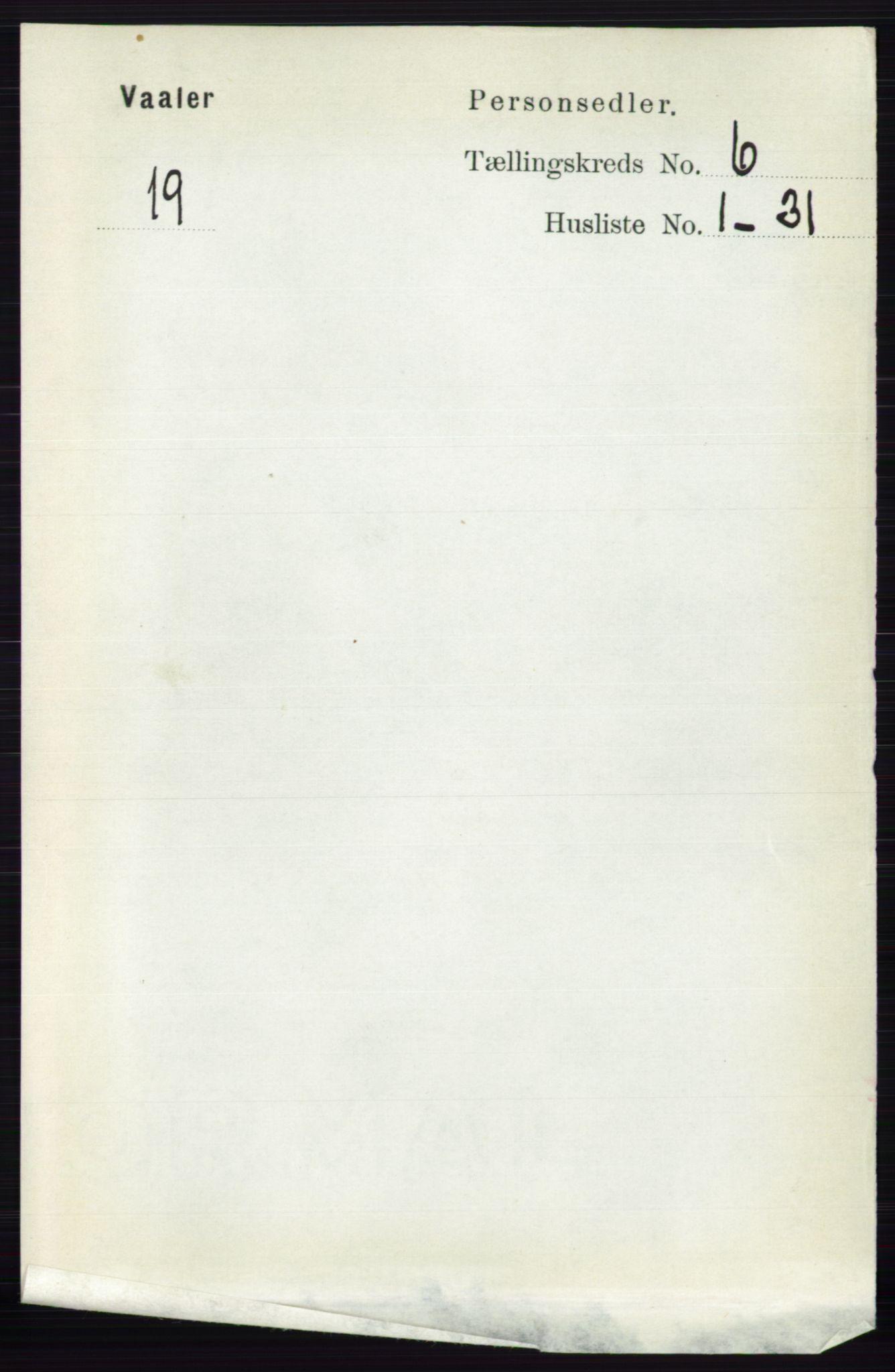 RA, Folketelling 1891 for 0137 Våler herred, 1891, s. 2334