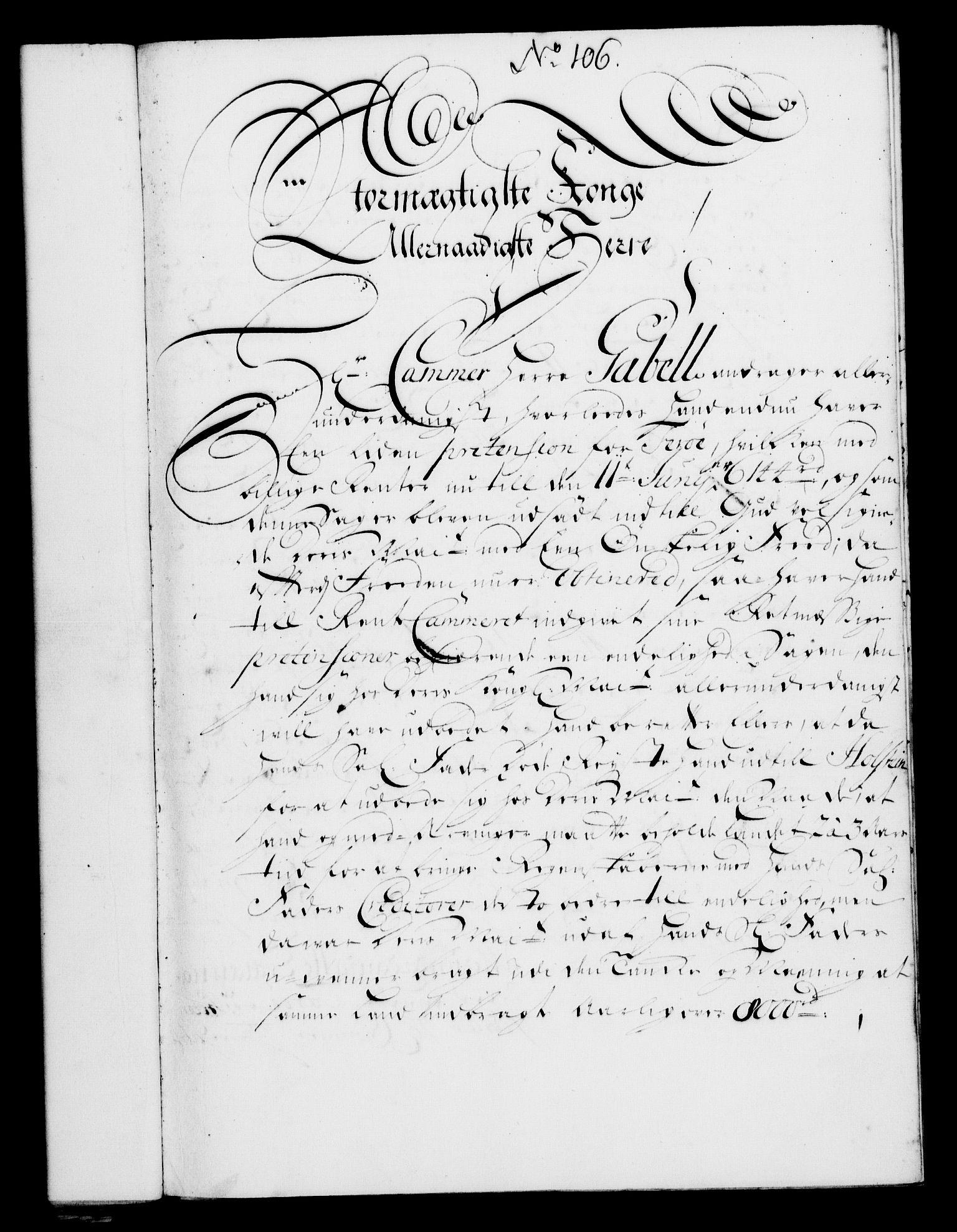 RA, Rentekammeret, Kammerkanselliet, G/Gf/Gfa/L0004: Norsk relasjons- og resolusjonsprotokoll (merket RK 52.4), 1721, s. 842