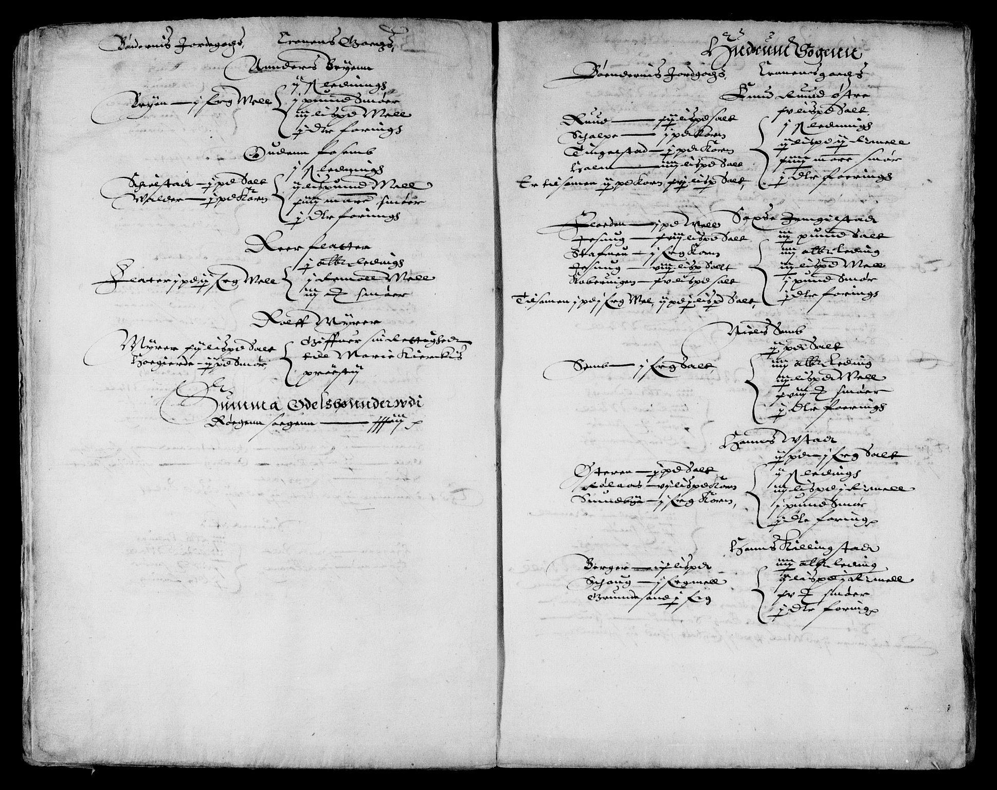 RA, Danske Kanselli, Skapsaker, F/L0038: Skap 9, pakke 324-350, 1615-1721, s. 204