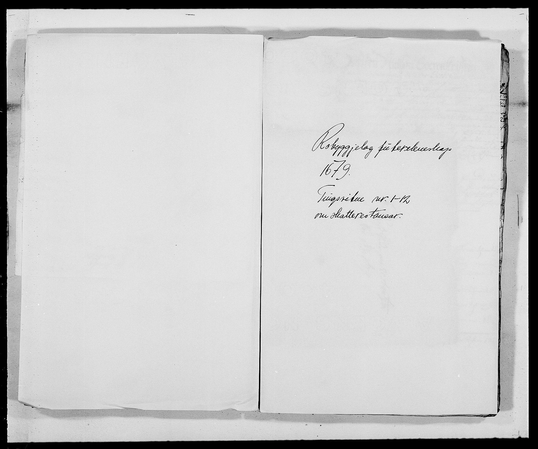 RA, Rentekammeret inntil 1814, Reviderte regnskaper, Fogderegnskap, R40/L2436: Fogderegnskap Råbyggelag, 1679-1680, s. 122