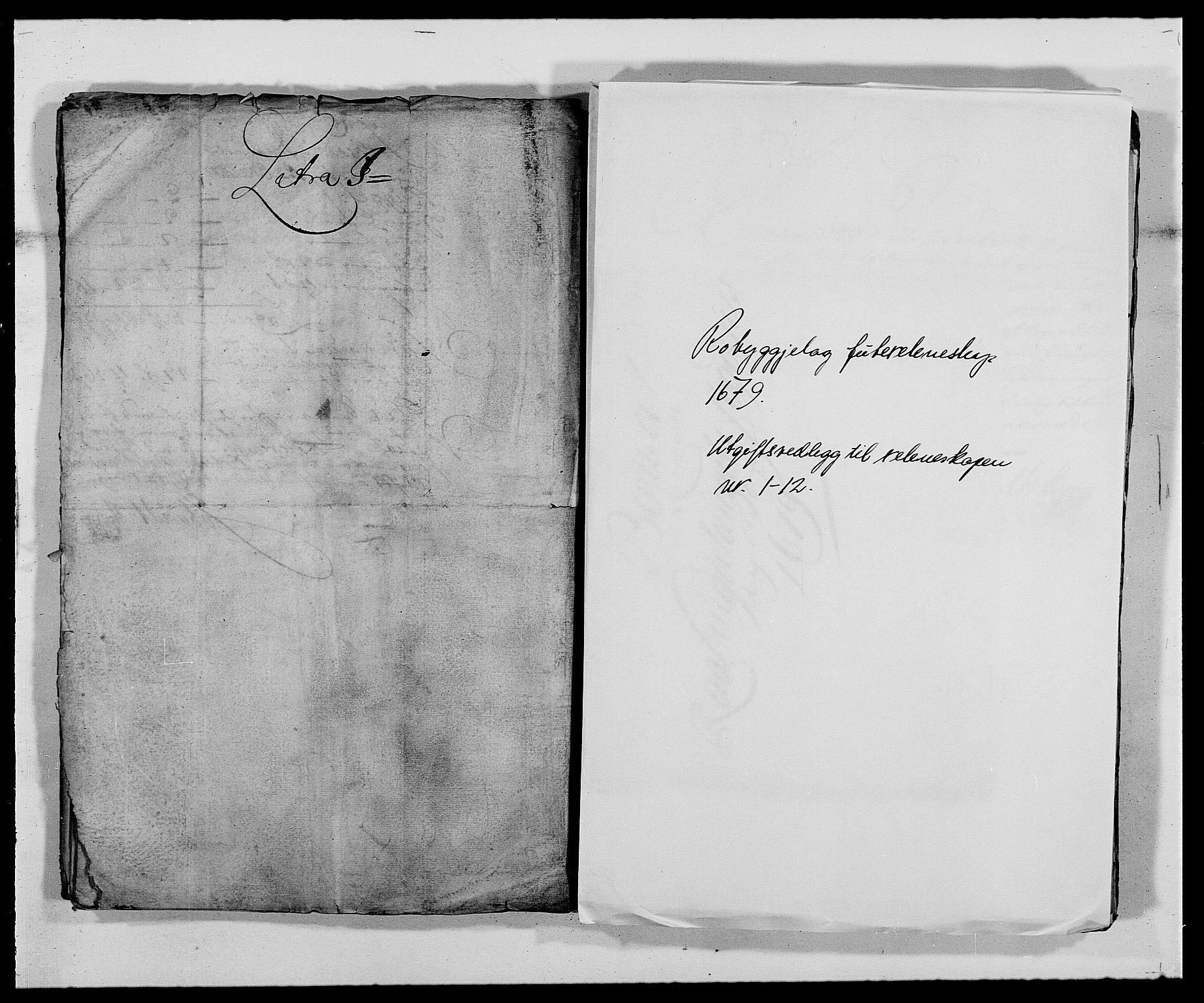 RA, Rentekammeret inntil 1814, Reviderte regnskaper, Fogderegnskap, R40/L2436: Fogderegnskap Råbyggelag, 1679-1680, s. 107