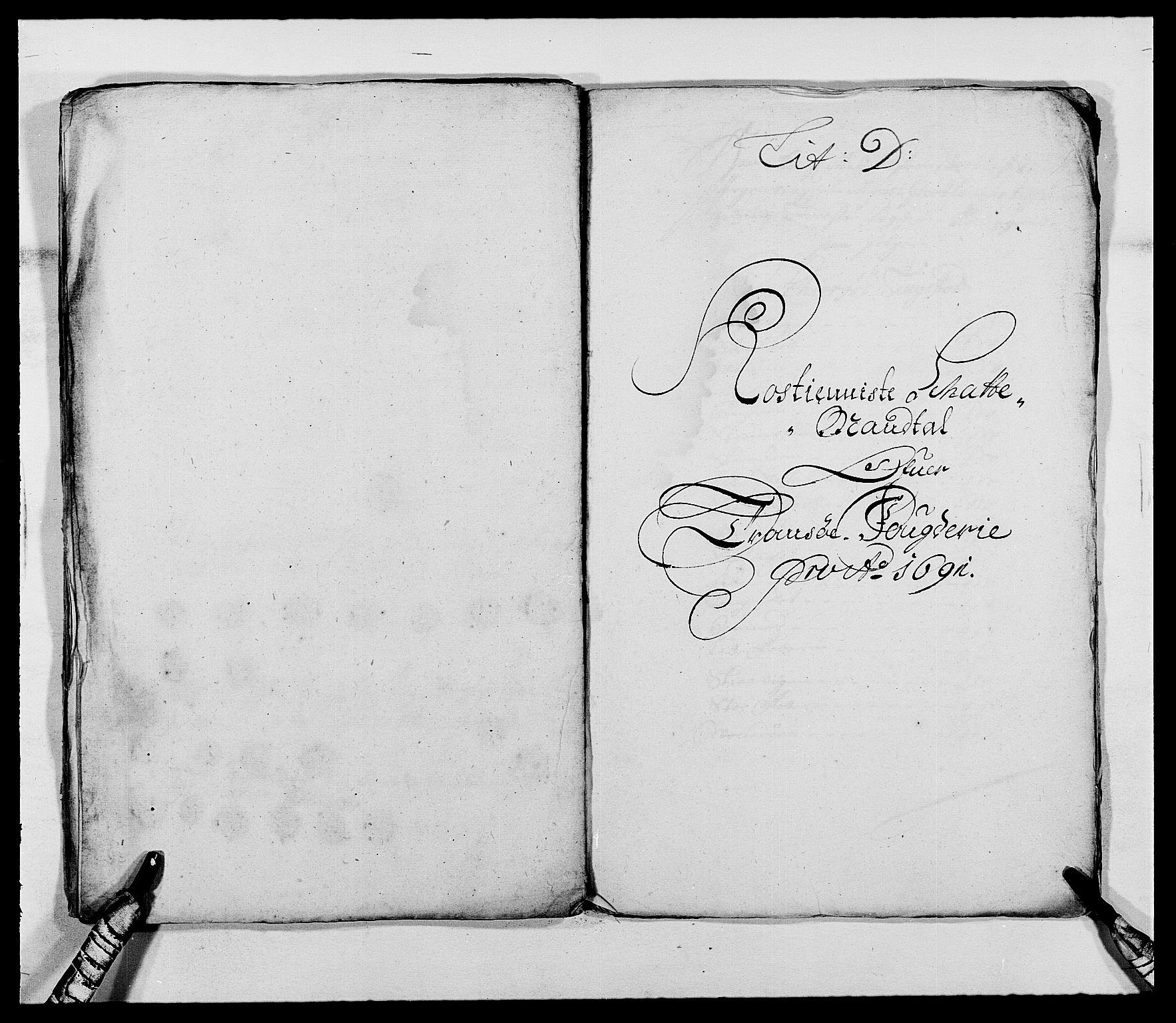 RA, Rentekammeret inntil 1814, Reviderte regnskaper, Fogderegnskap, R68/L4751: Fogderegnskap Senja og Troms, 1690-1693, s. 108
