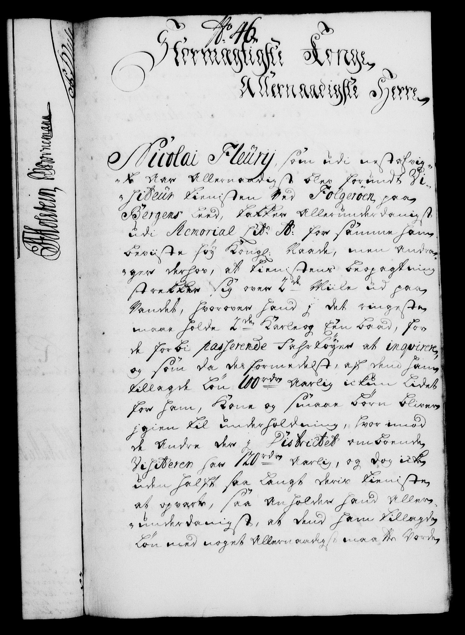 RA, Rentekammeret, Kammerkanselliet, G/Gf/Gfa/L0020: Norsk relasjons- og resolusjonsprotokoll (merket RK 52.20), 1737, s. 383