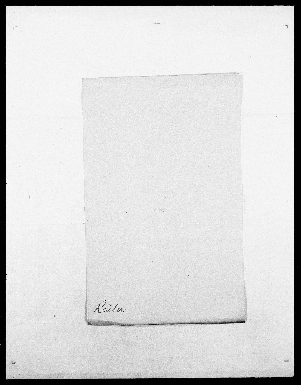 SAO, Delgobe, Charles Antoine - samling, D/Da/L0032: Rabakovsky - Rivertz, s. 467