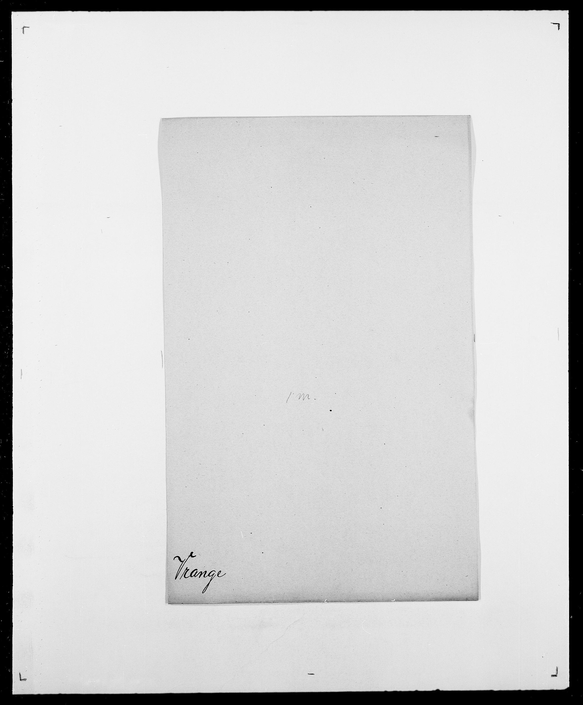 SAO, Delgobe, Charles Antoine - samling, D/Da/L0042: Vilain - Wulf, Wulff, se også Wolf, s. 727