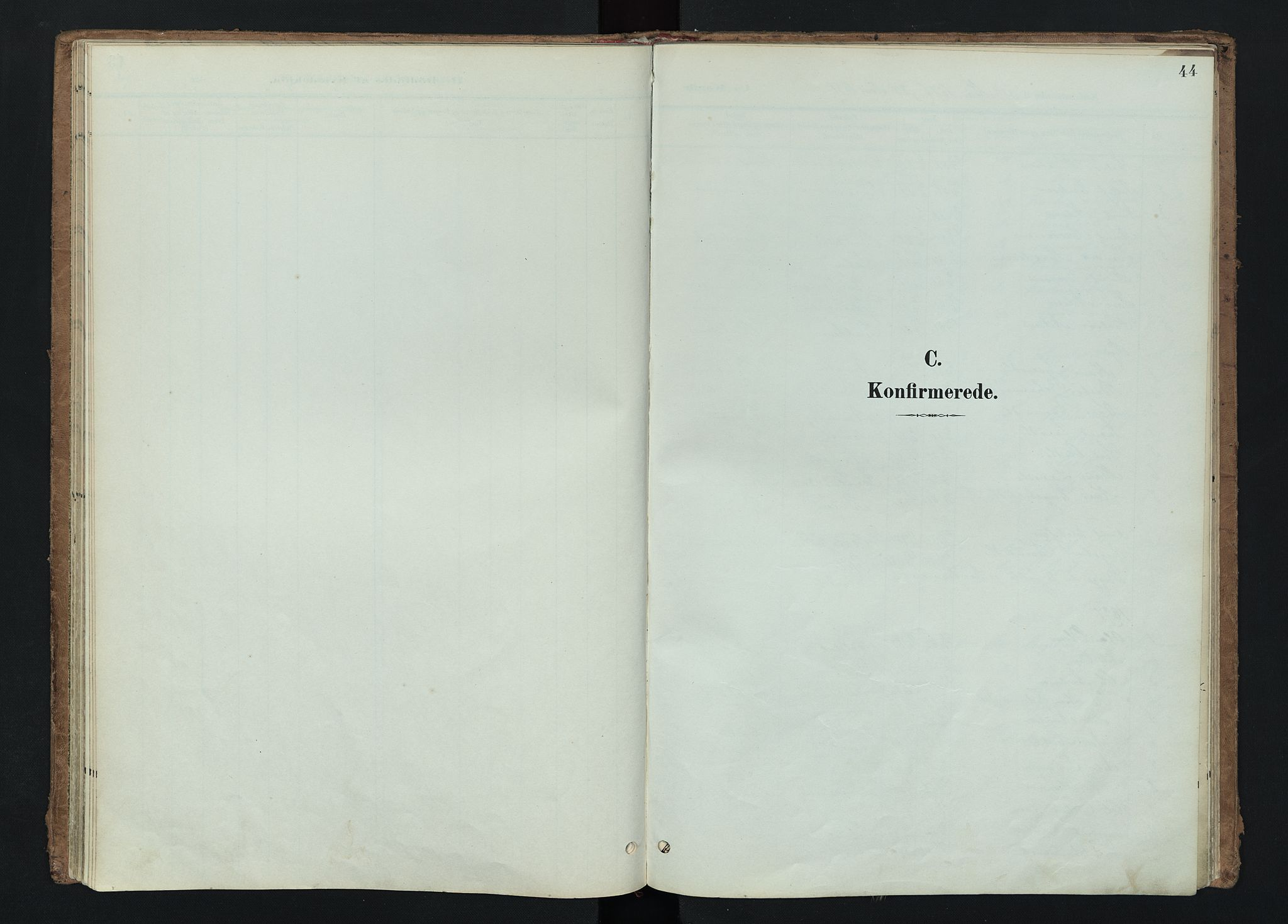 SAH, Nord-Aurdal prestekontor, Ministerialbok nr. 15, 1896-1914, s. 44