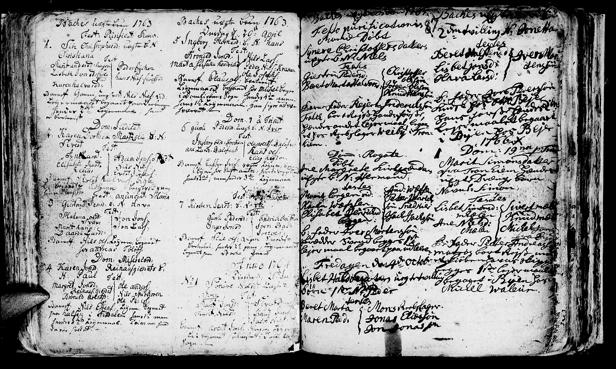 SAT, Ministerialprotokoller, klokkerbøker og fødselsregistre - Sør-Trøndelag, 604/L0218: Klokkerbok nr. 604C01, 1754-1819, s. 87