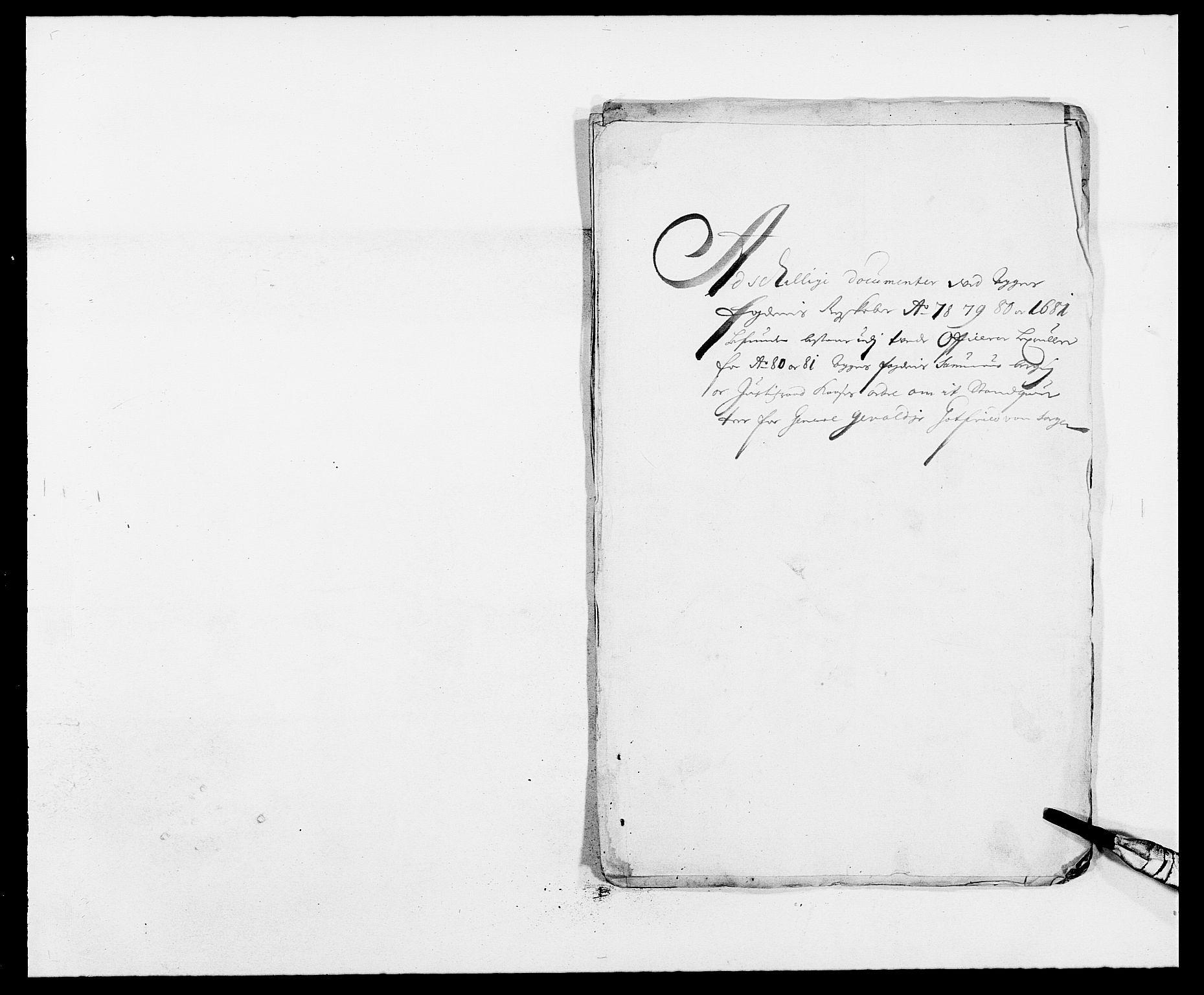 RA, Rentekammeret inntil 1814, Reviderte regnskaper, Fogderegnskap, R08/L0416: Fogderegnskap Aker, 1678-1681, s. 141
