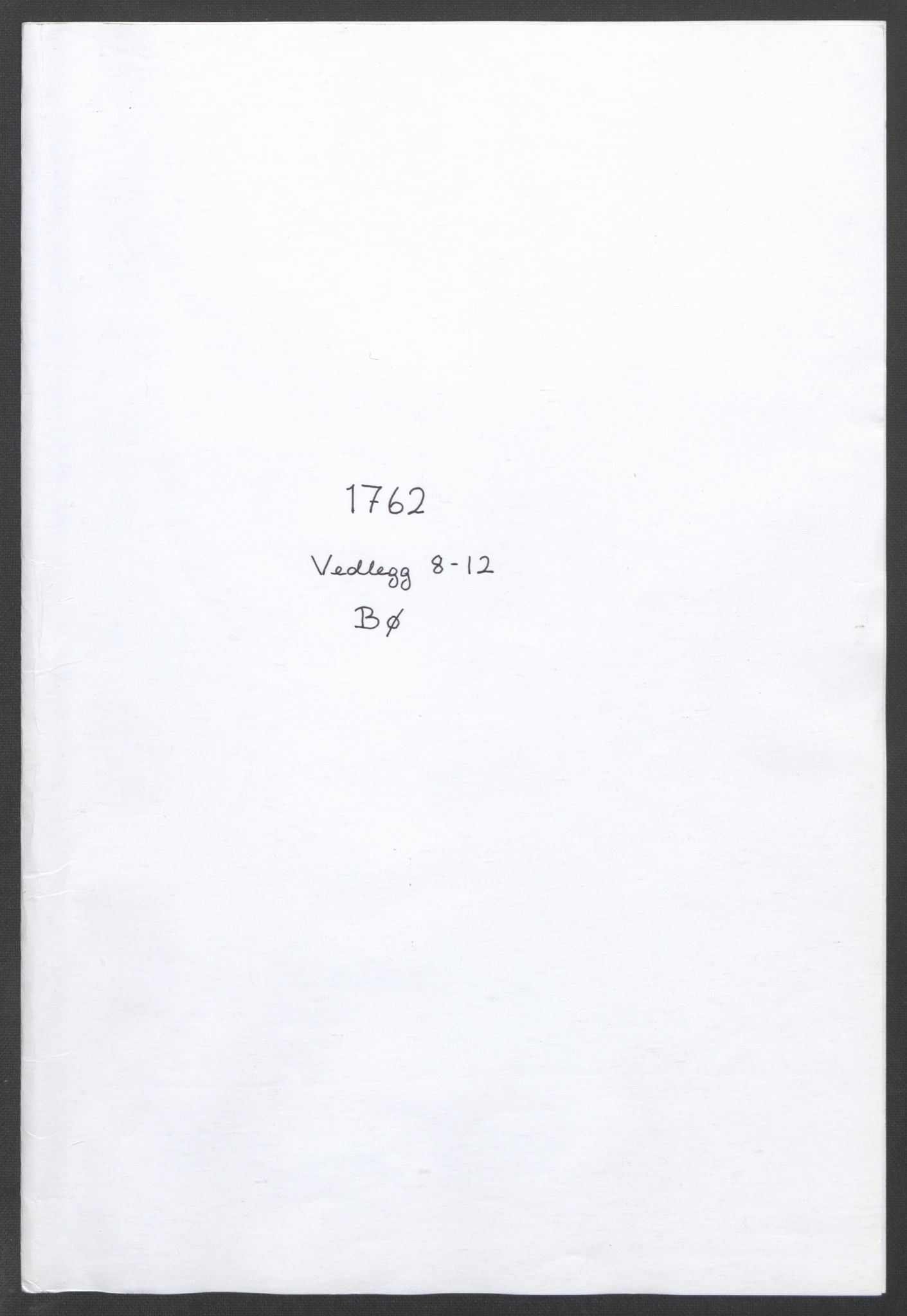 RA, Rentekammeret inntil 1814, Reviderte regnskaper, Fogderegnskap, R37/L2239: Ekstraskatten Nedre Telemark og Bamble, 1762-1763, s. 81