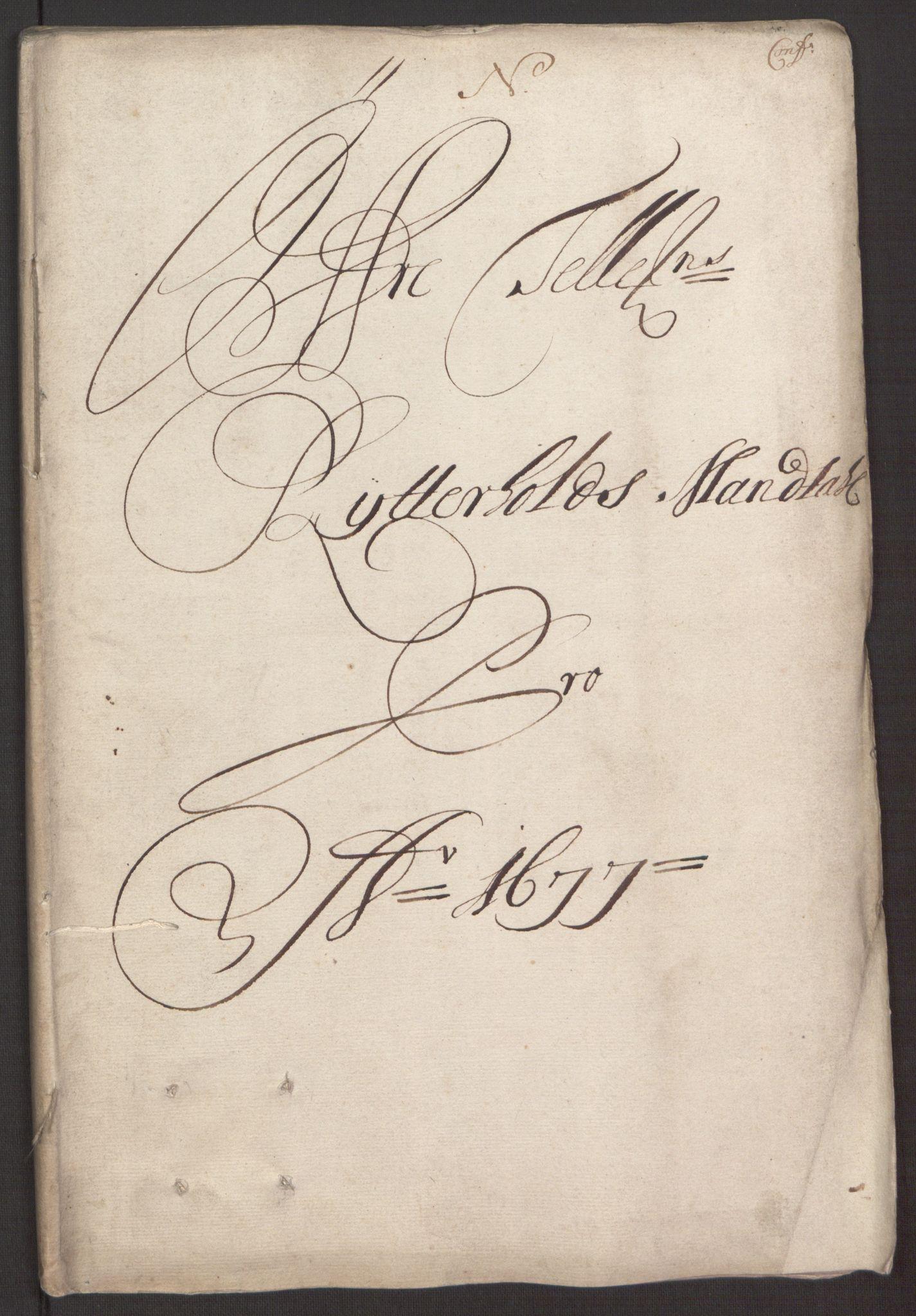 RA, Rentekammeret inntil 1814, Reviderte regnskaper, Fogderegnskap, R35/L2067: Fogderegnskap Øvre og Nedre Telemark, 1677, s. 157