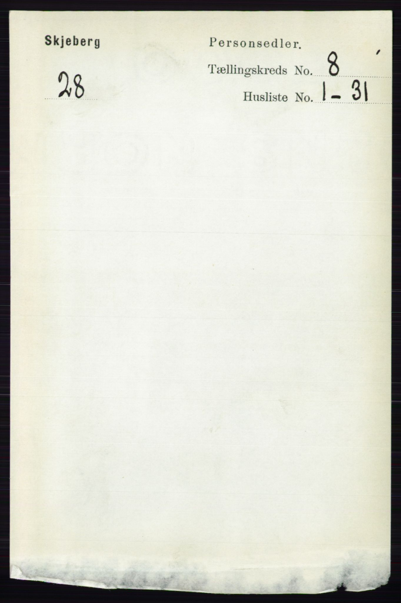 RA, Folketelling 1891 for 0115 Skjeberg herred, 1891, s. 3968