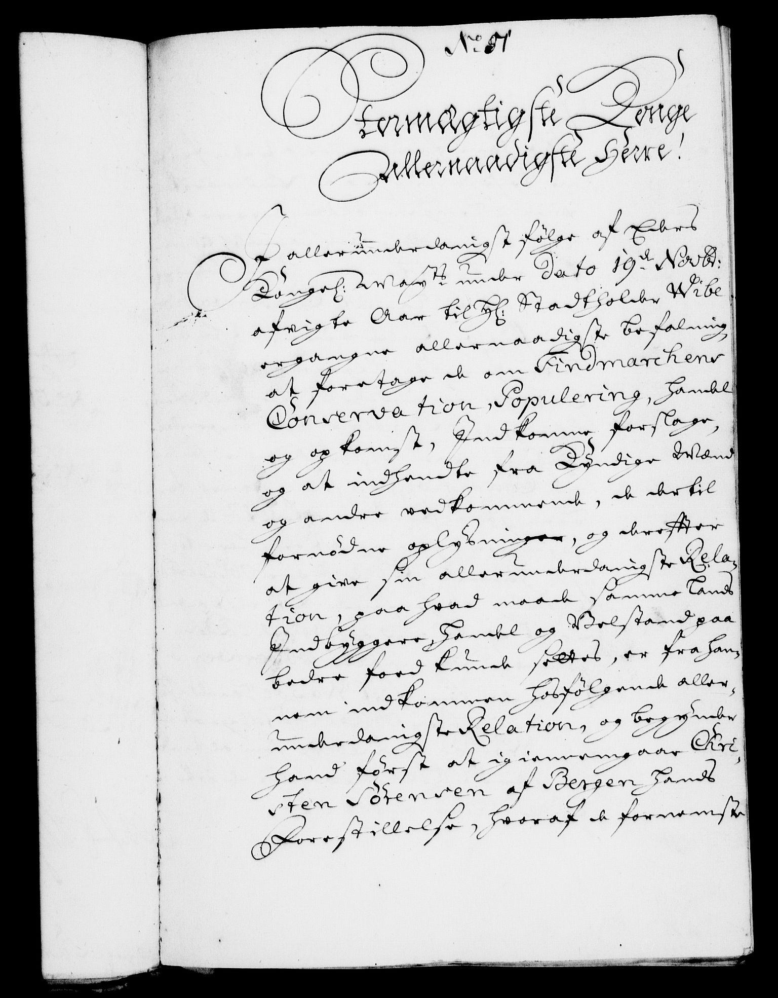RA, Rentekammeret, Kammerkanselliet, G/Gf/Gfa/L0007: Norsk relasjons- og resolusjonsprotokoll (merket RK 52.7), 1724, s. 320