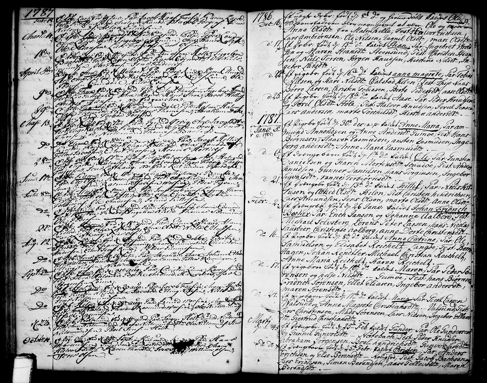 SAKO, Sannidal kirkebøker, F/Fa/L0002: Ministerialbok nr. 2, 1767-1802, s. 69