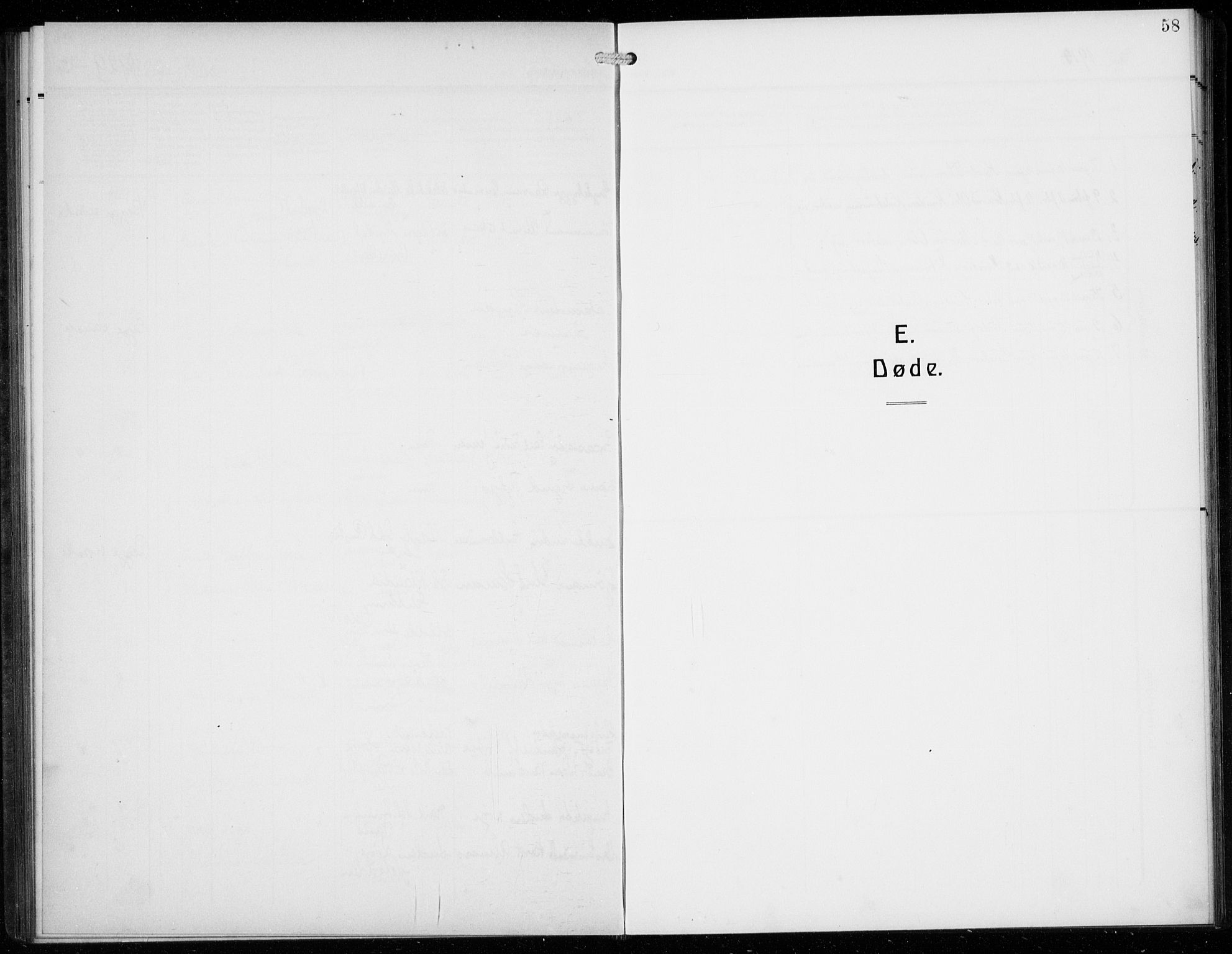SAB, Den Norske Sjømannsmisjon i utlandet*, Ministerialbok nr. A 3, 1914-1930, s. 58