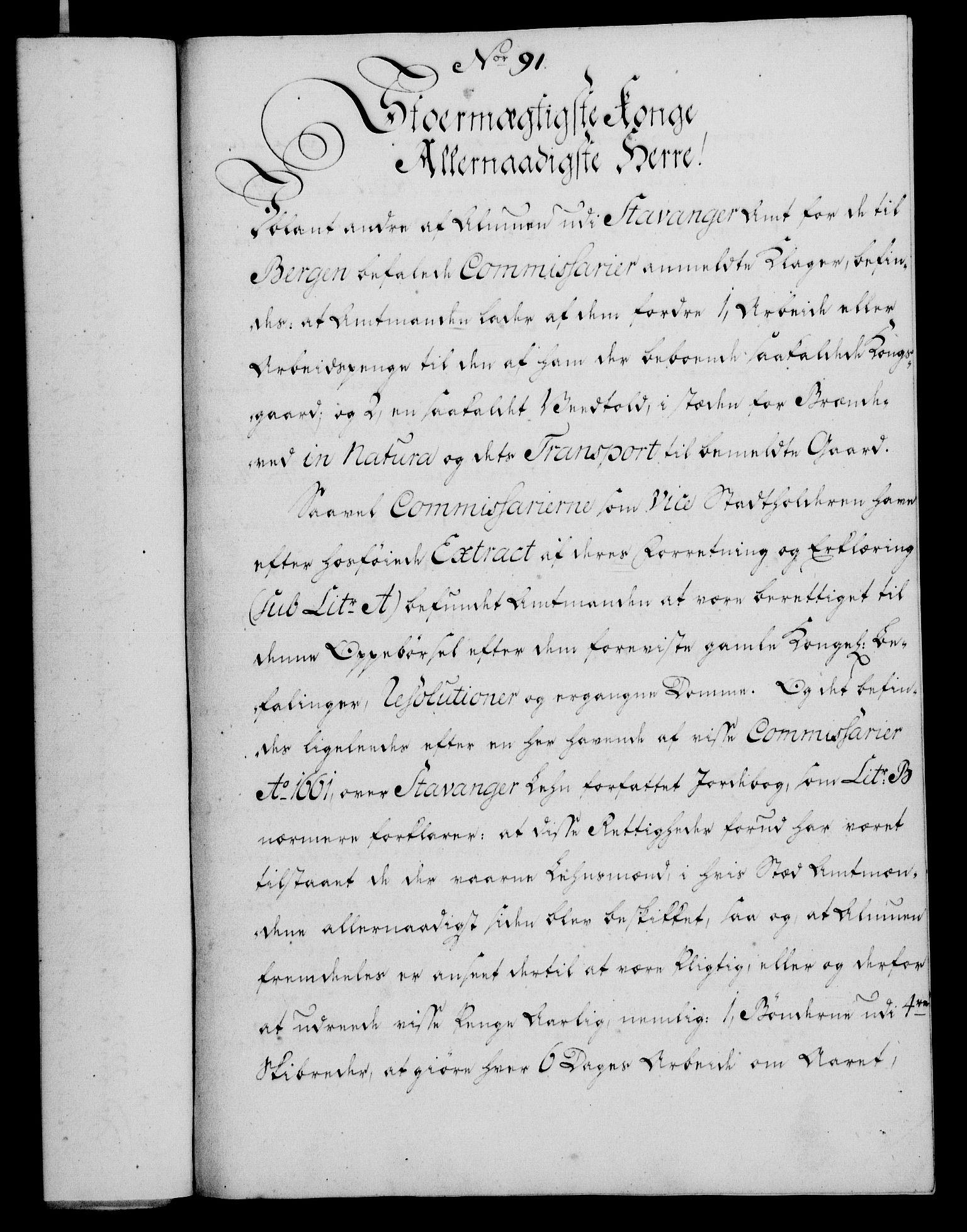 RA, Rentekammeret, Kammerkanselliet, G/Gf/Gfa/L0048: Norsk relasjons- og resolusjonsprotokoll (merket RK 52.48), 1766, s. 389