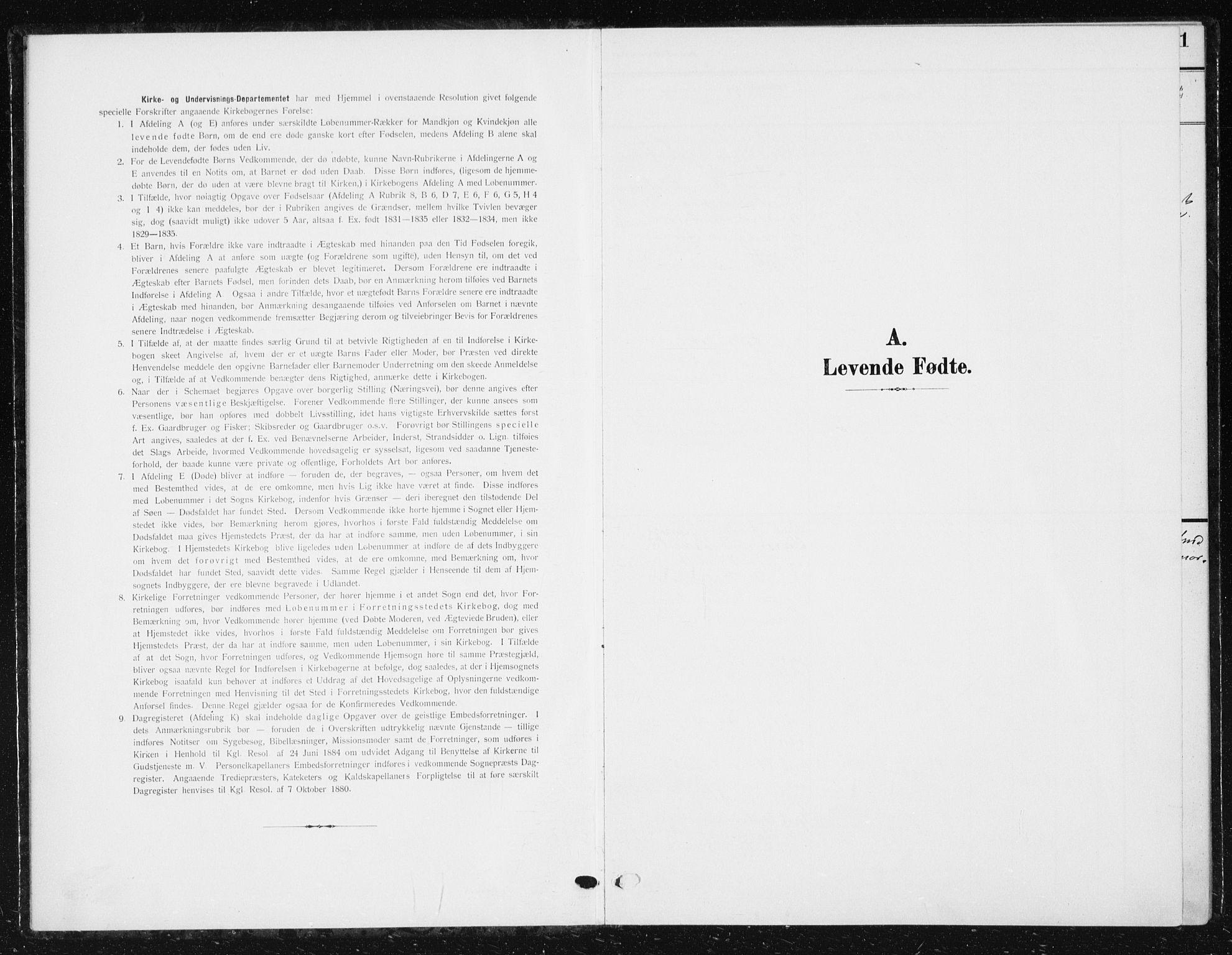 SAT, Ministerialprotokoller, klokkerbøker og fødselsregistre - Sør-Trøndelag, 685/L0979: Klokkerbok nr. 685C04, 1908-1933
