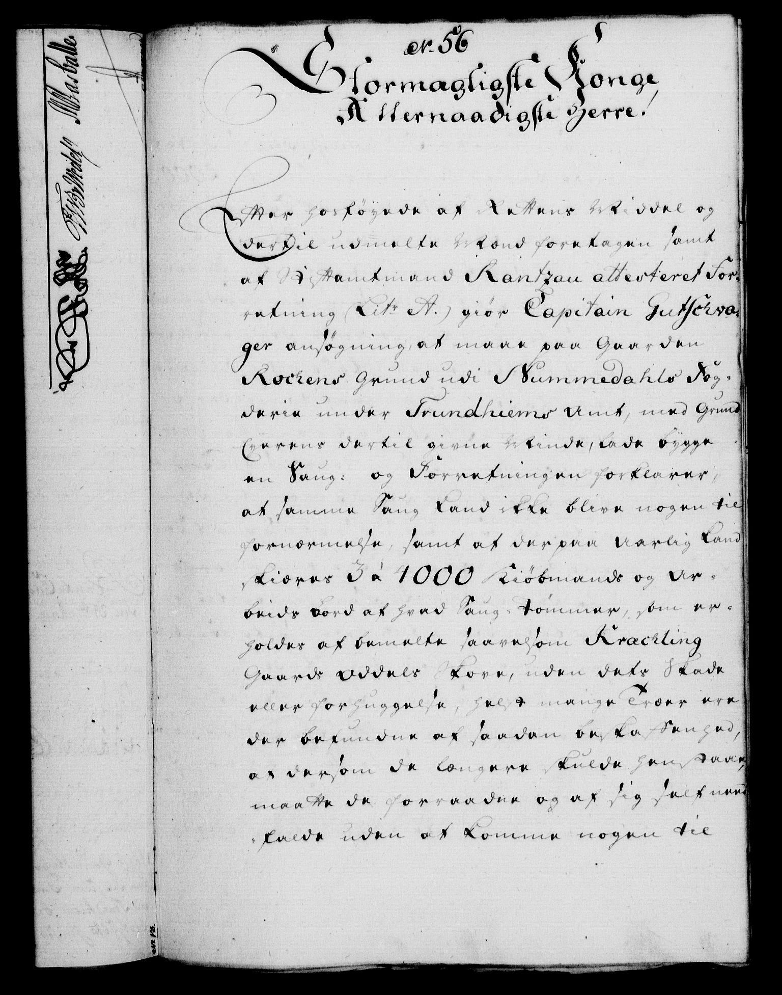 RA, Rentekammeret, Kammerkanselliet, G/Gf/Gfa/L0037: Norsk relasjons- og resolusjonsprotokoll (merket RK 52.37), 1755, s. 299