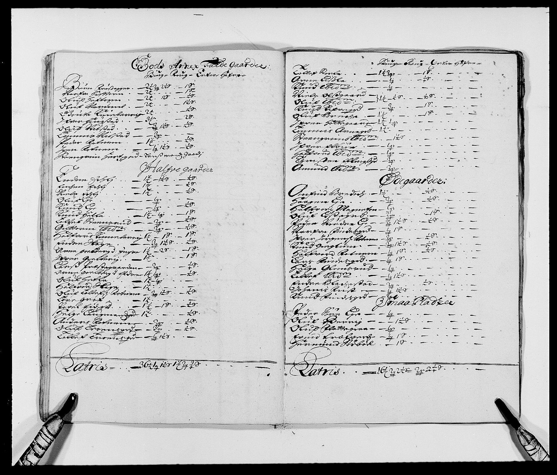 RA, Rentekammeret inntil 1814, Reviderte regnskaper, Fogderegnskap, R21/L1447: Fogderegnskap Ringerike og Hallingdal, 1687-1689, s. 230