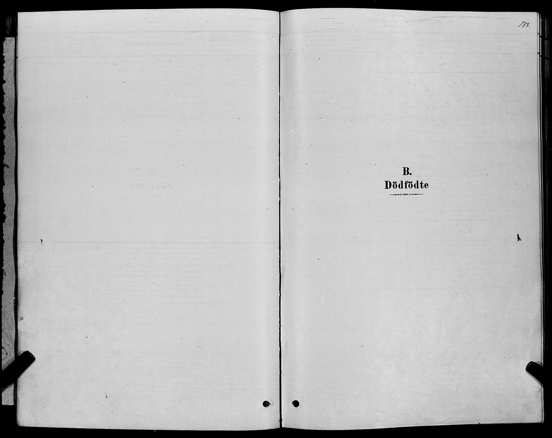 SAT, Ministerialprotokoller, klokkerbøker og fødselsregistre - Møre og Romsdal, 529/L0466: Klokkerbok nr. 529C03, 1878-1888, s. 133