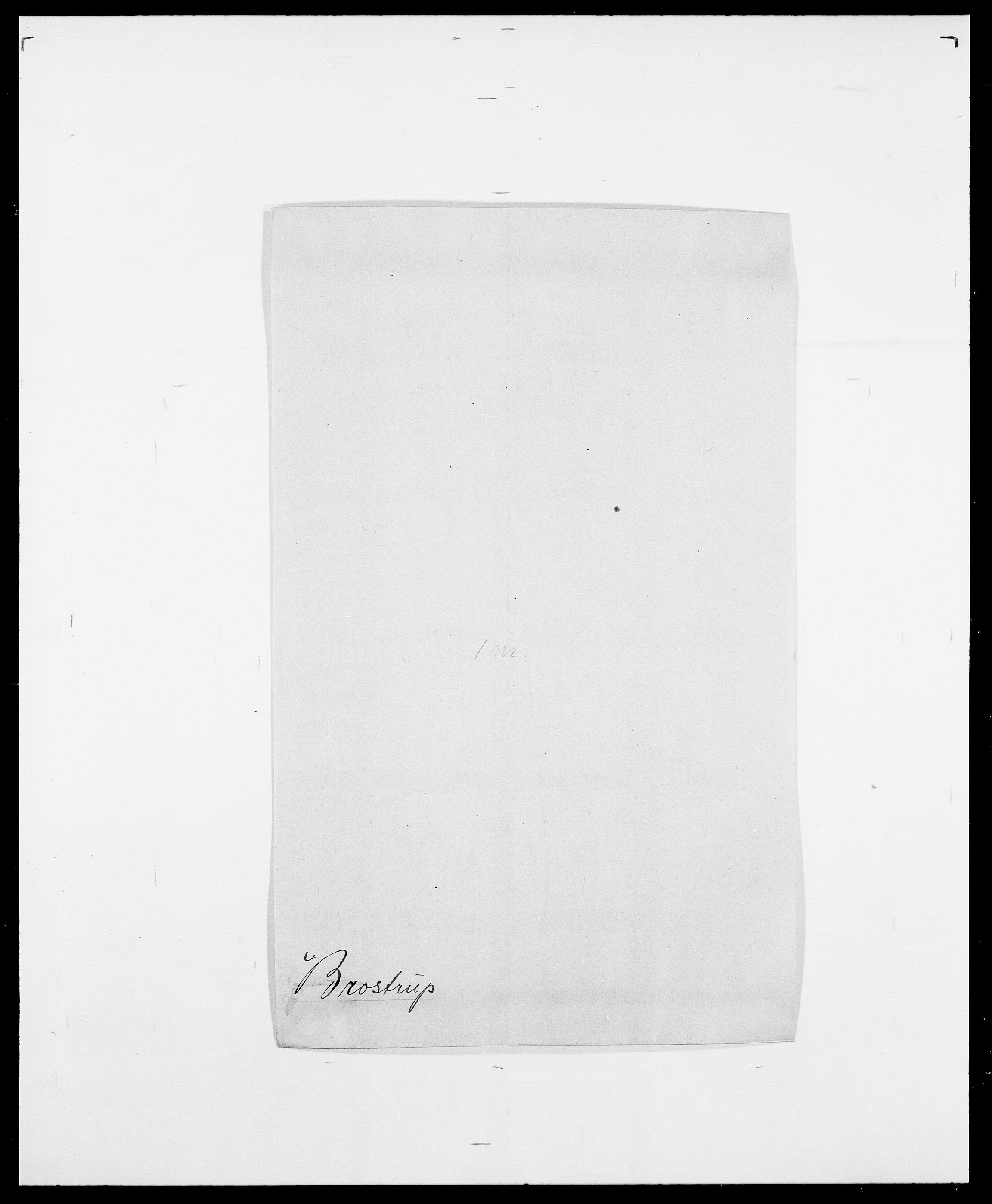 SAO, Delgobe, Charles Antoine - samling, D/Da/L0006: Brambani - Brønø, s. 532