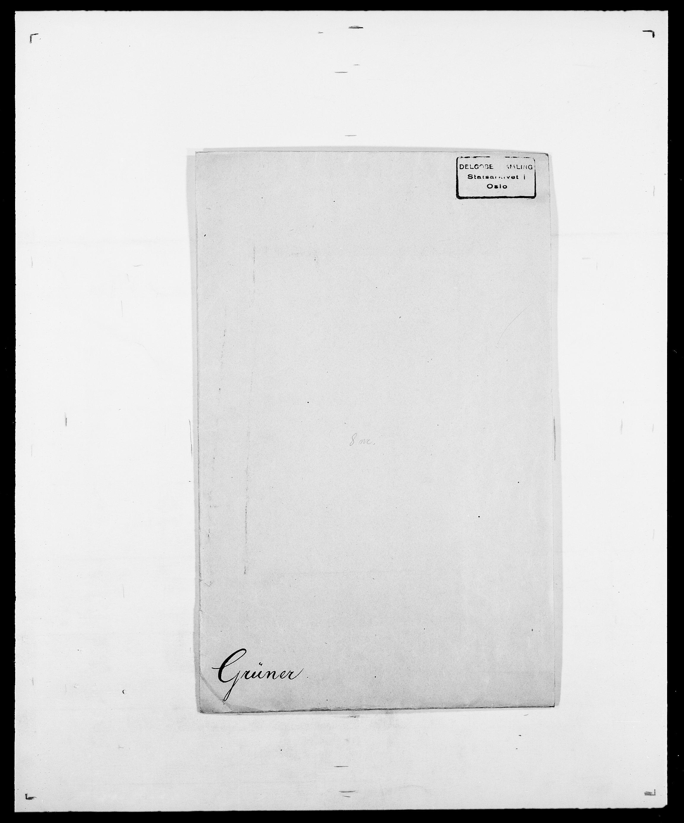 SAO, Delgobe, Charles Antoine - samling, D/Da/L0015: Grodtshilling - Halvorsæth, s. 123