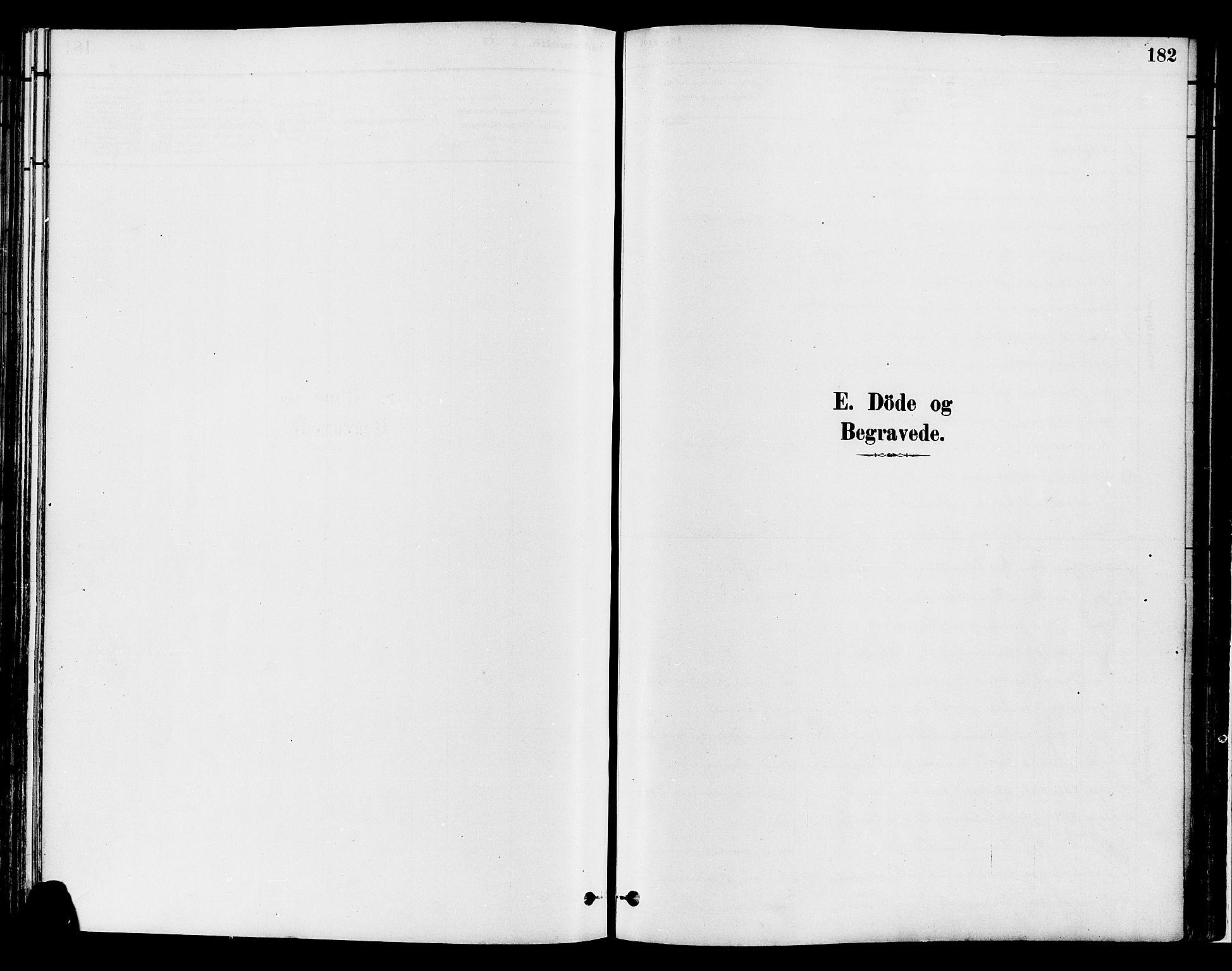 SAH, Gran prestekontor, Ministerialbok nr. 14, 1880-1889, s. 182