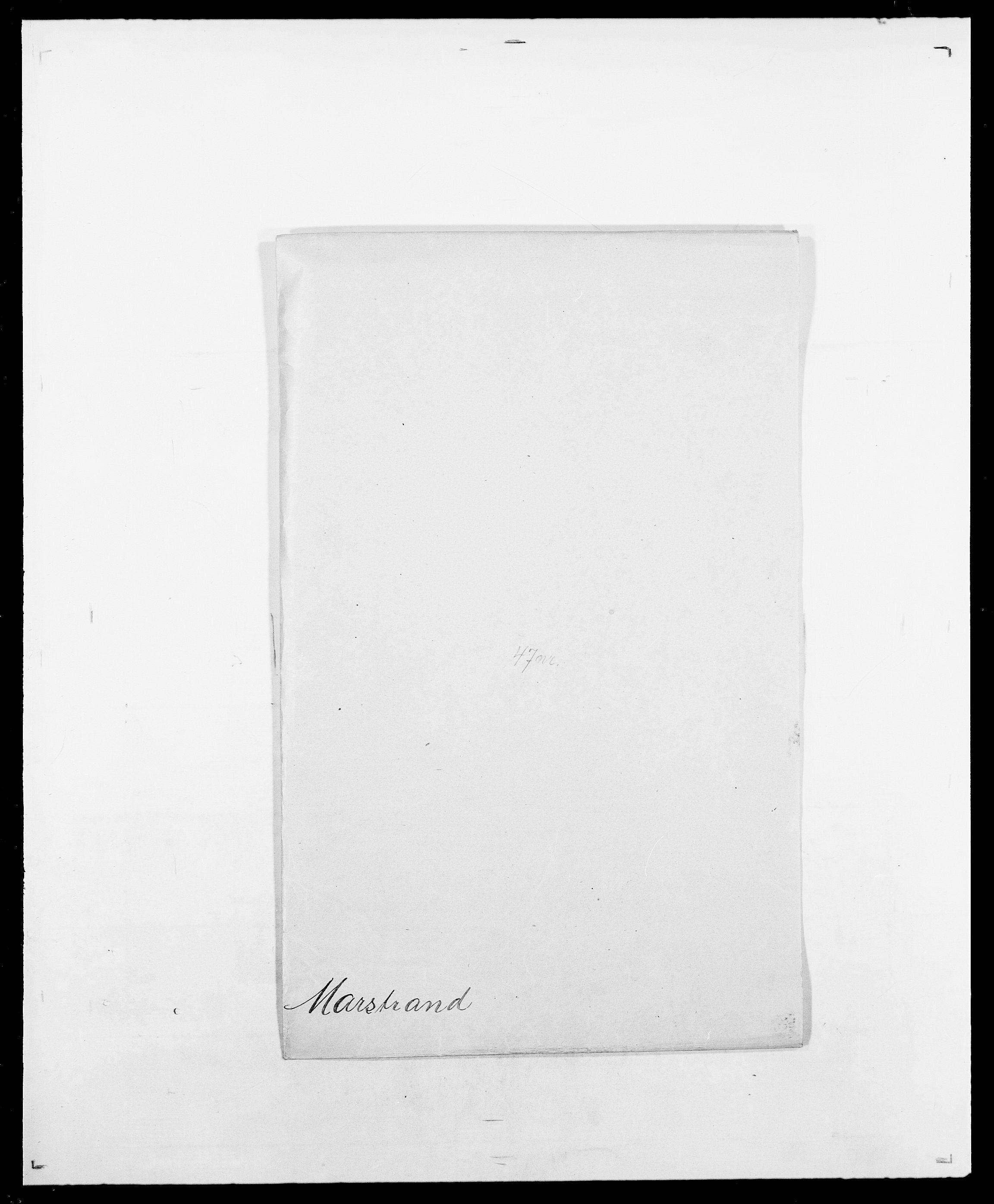 SAO, Delgobe, Charles Antoine - samling, D/Da/L0025: Løberg - Mazar, s. 370