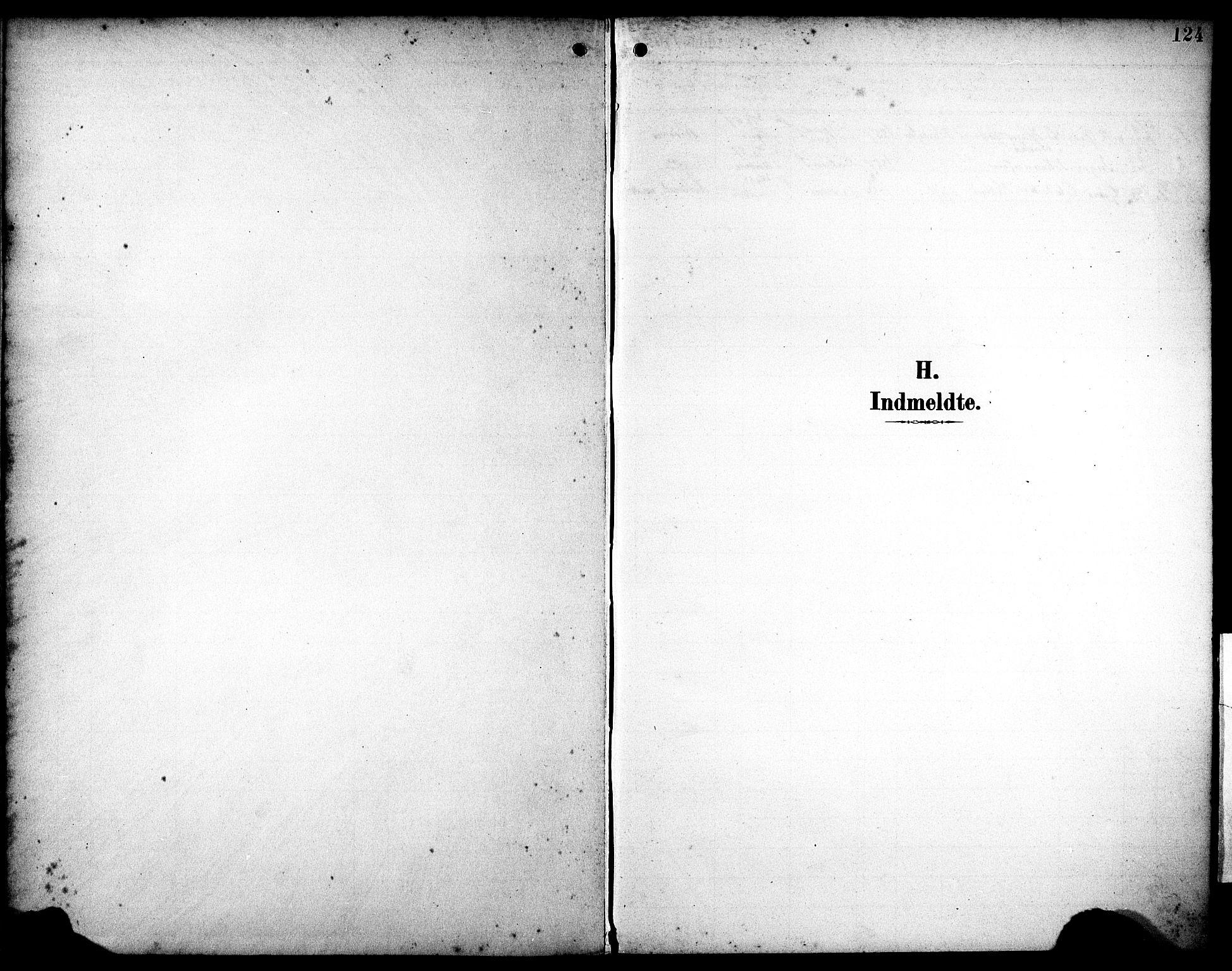 SAST, Egersund sokneprestkontor, Ministerialbok nr. A 19, 1893-1910, s. 124