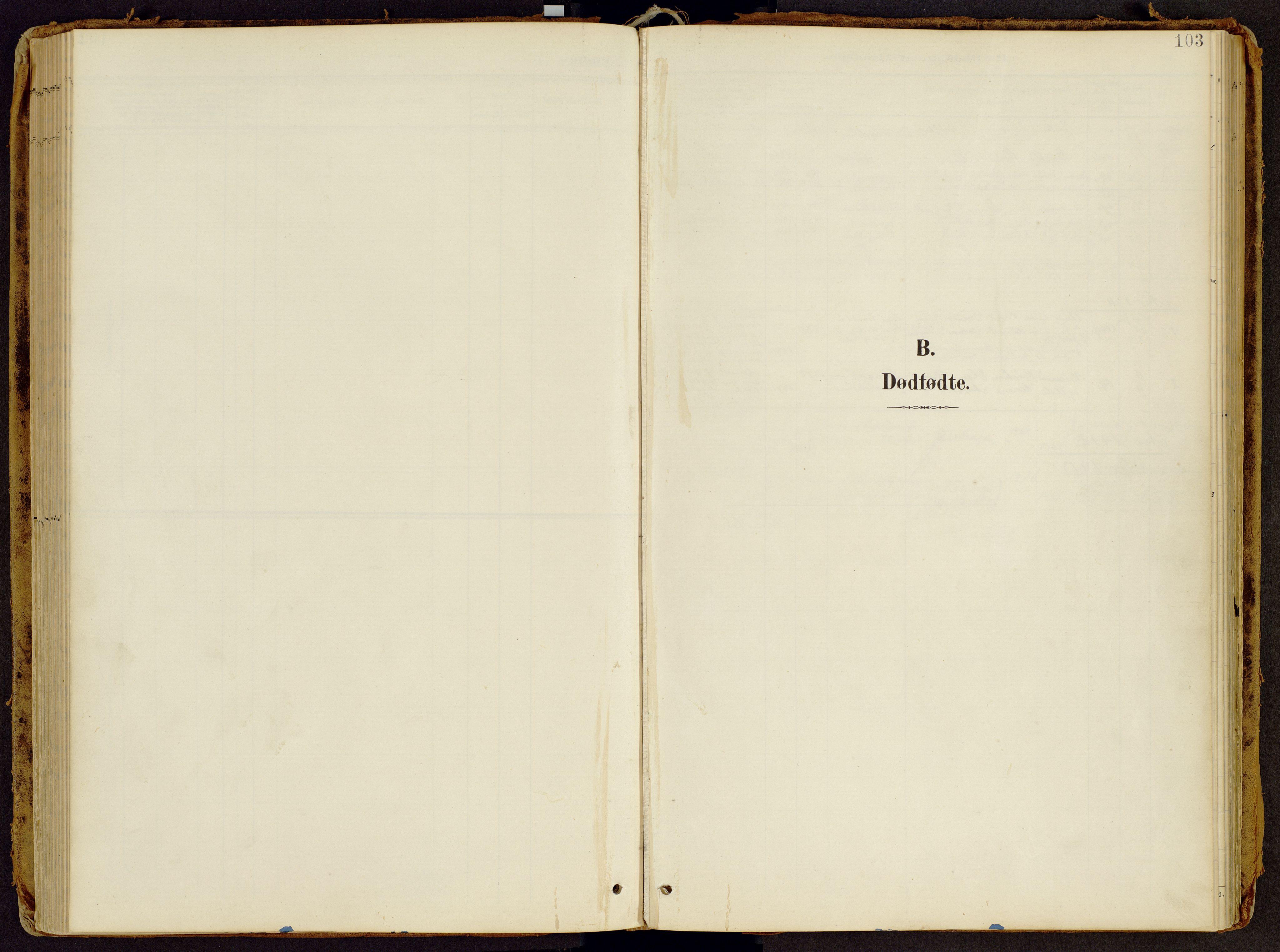 SAH, Brandbu prestekontor, Ministerialbok nr. 2, 1899-1914, s. 103