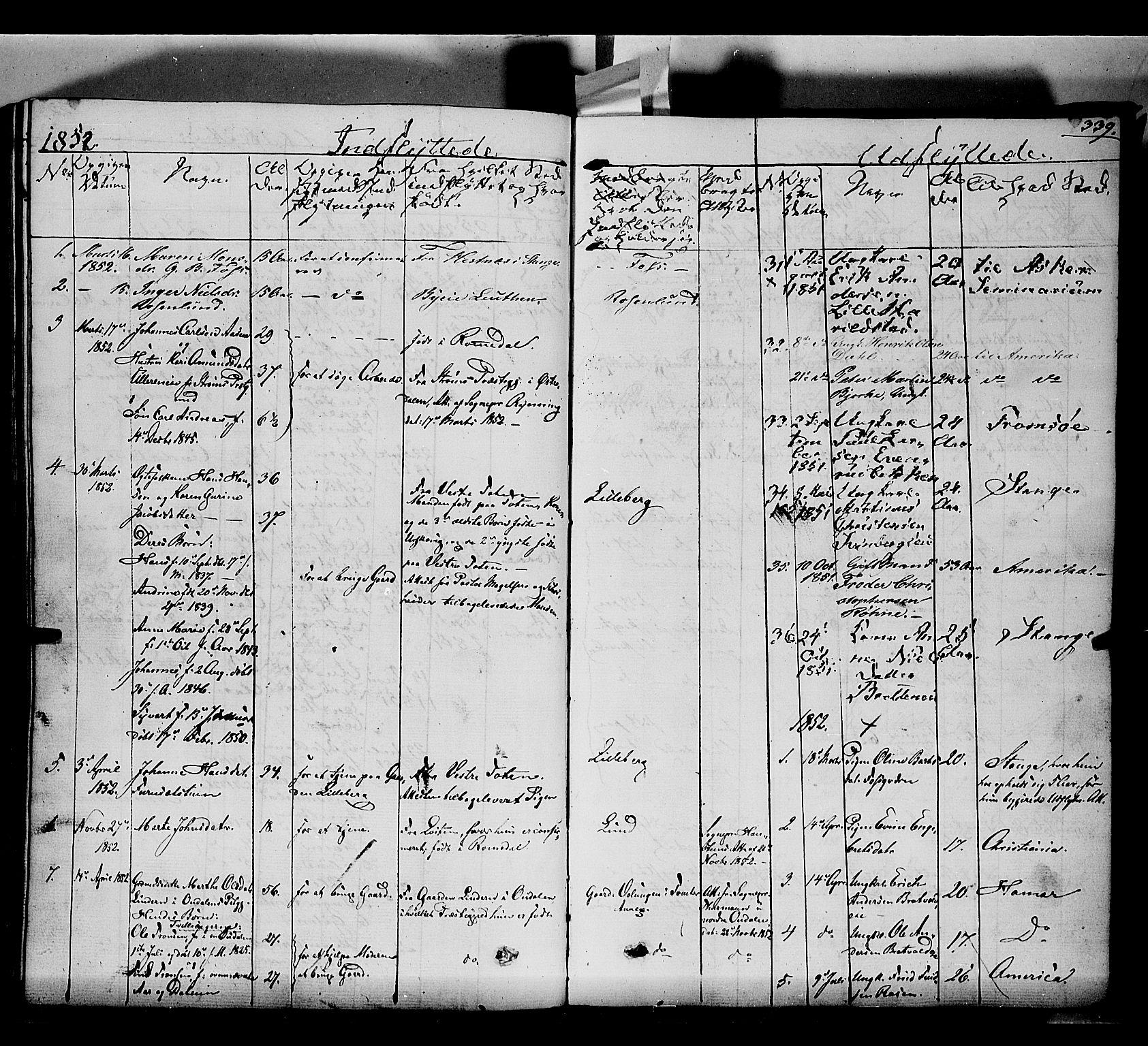SAH, Romedal prestekontor, K/L0004: Ministerialbok nr. 4, 1847-1861, s. 339