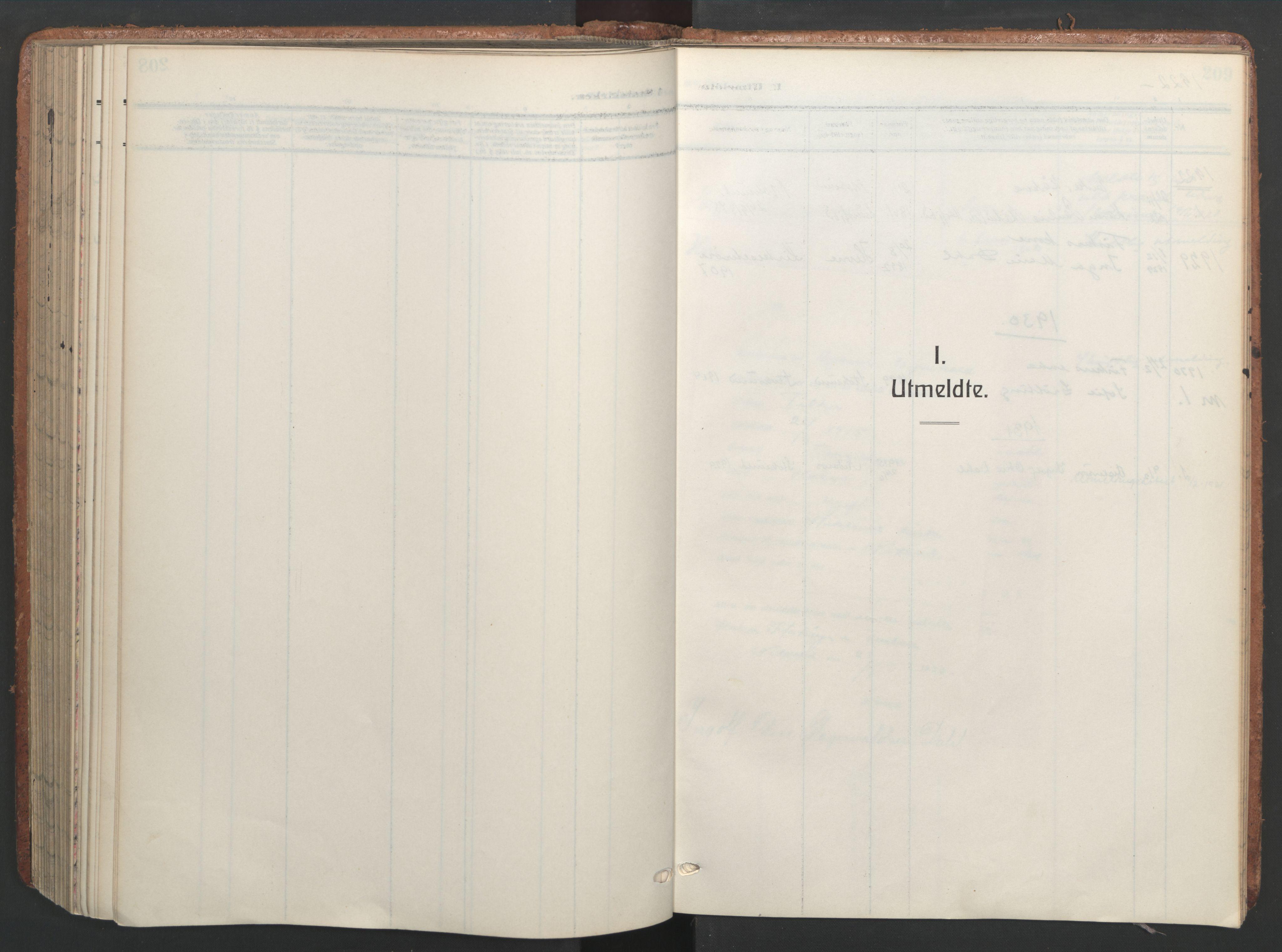SAT, Ministerialprotokoller, klokkerbøker og fødselsregistre - Sør-Trøndelag, 656/L0694: Ministerialbok nr. 656A03, 1914-1931, s. 207