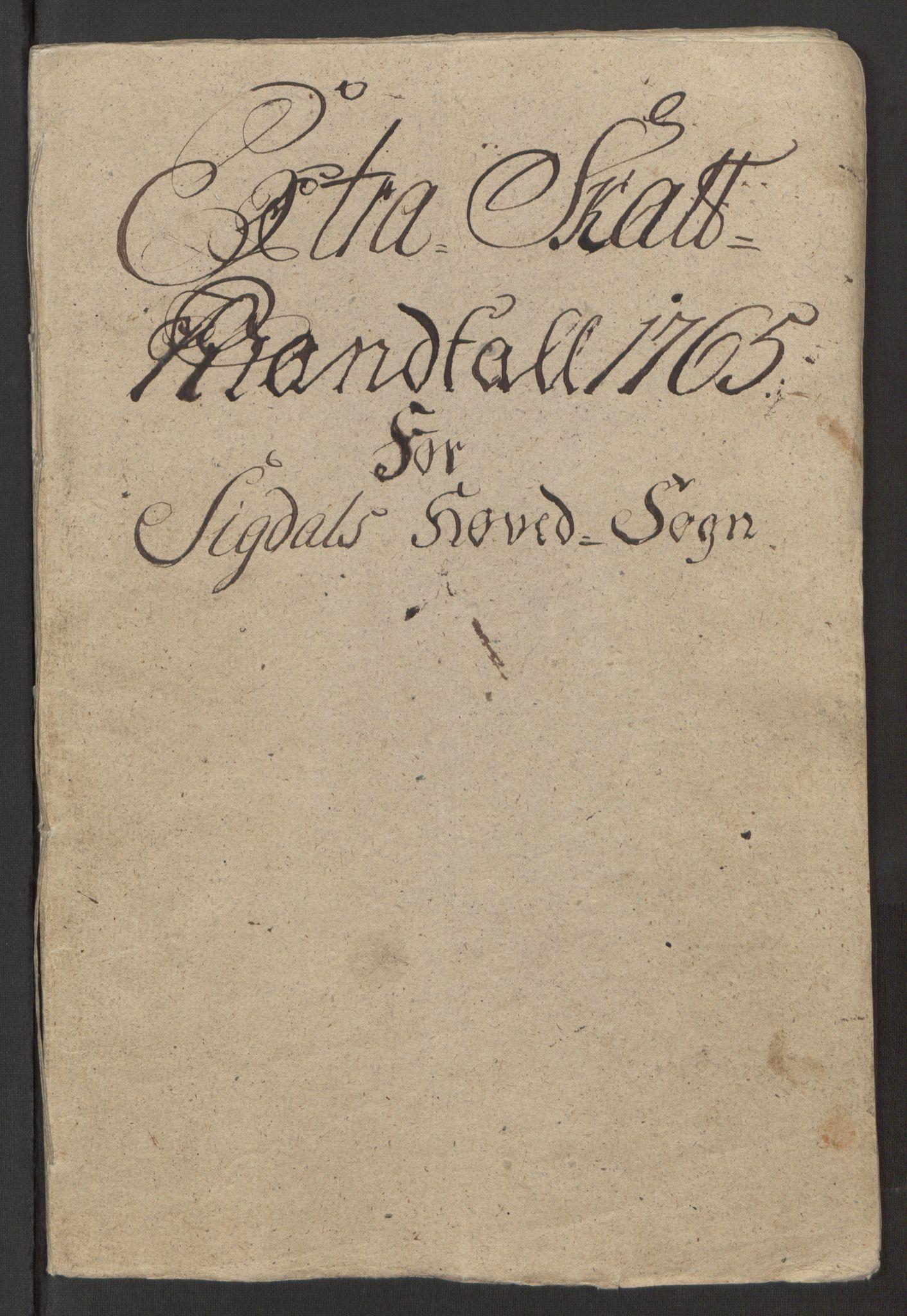 RA, Rentekammeret inntil 1814, Reviderte regnskaper, Fogderegnskap, R31/L1834: Ekstraskatten Hurum, Røyken, Eiker, Lier og Buskerud, 1765, s. 327