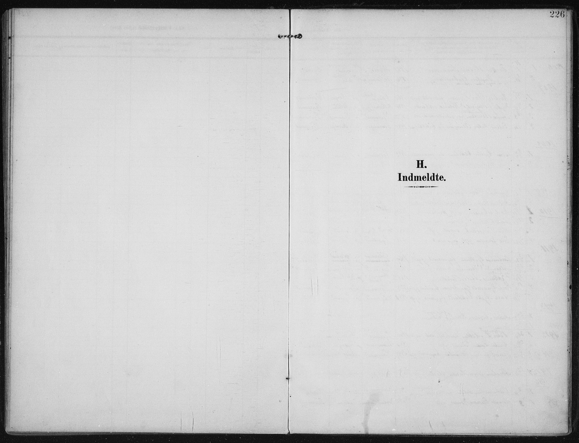 SAST, Egersund sokneprestkontor, Ministerialbok nr. A 21, 1905-1928, s. 226