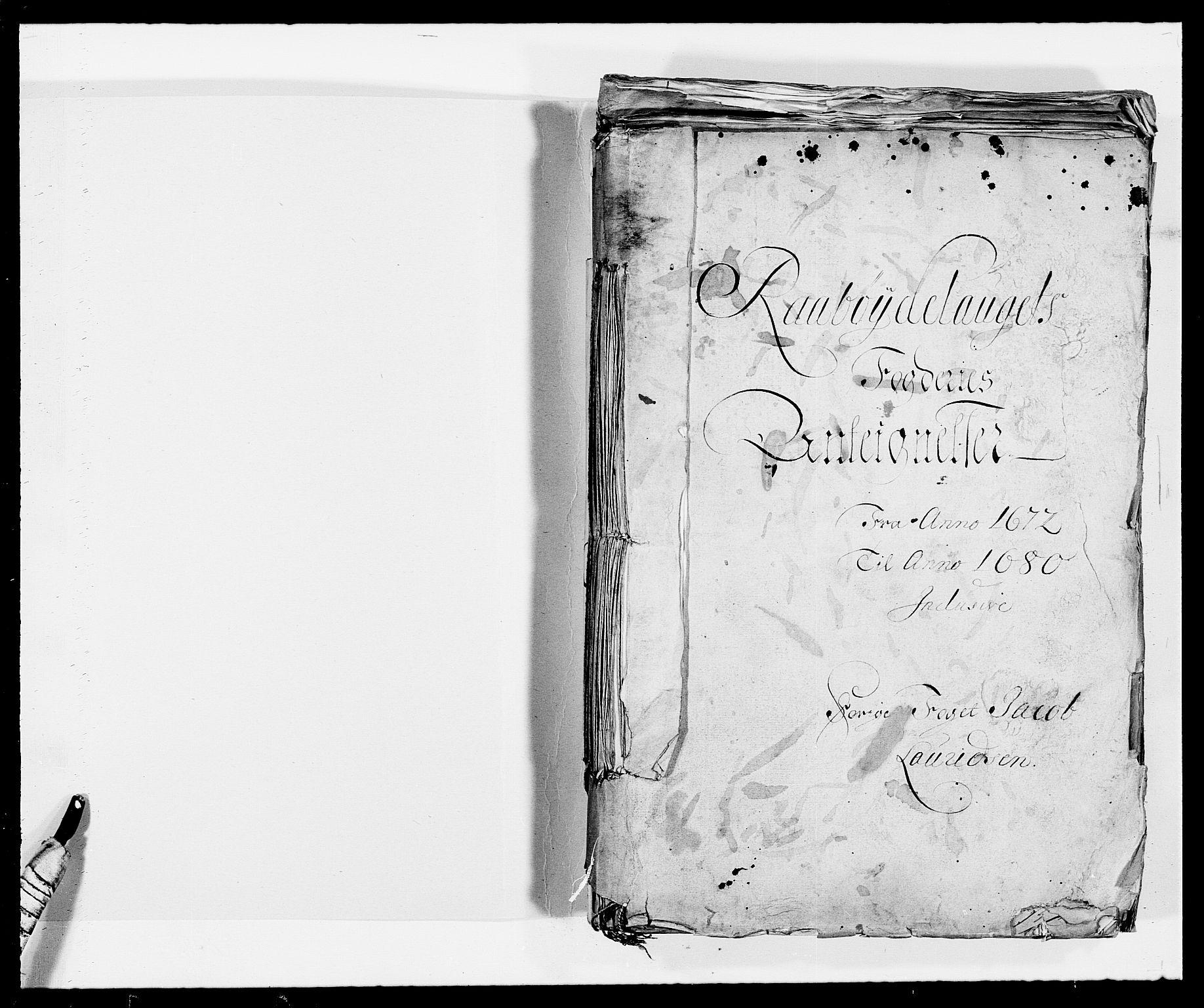 RA, Rentekammeret inntil 1814, Reviderte regnskaper, Fogderegnskap, R40/L2436: Fogderegnskap Råbyggelag, 1679-1680, s. 363
