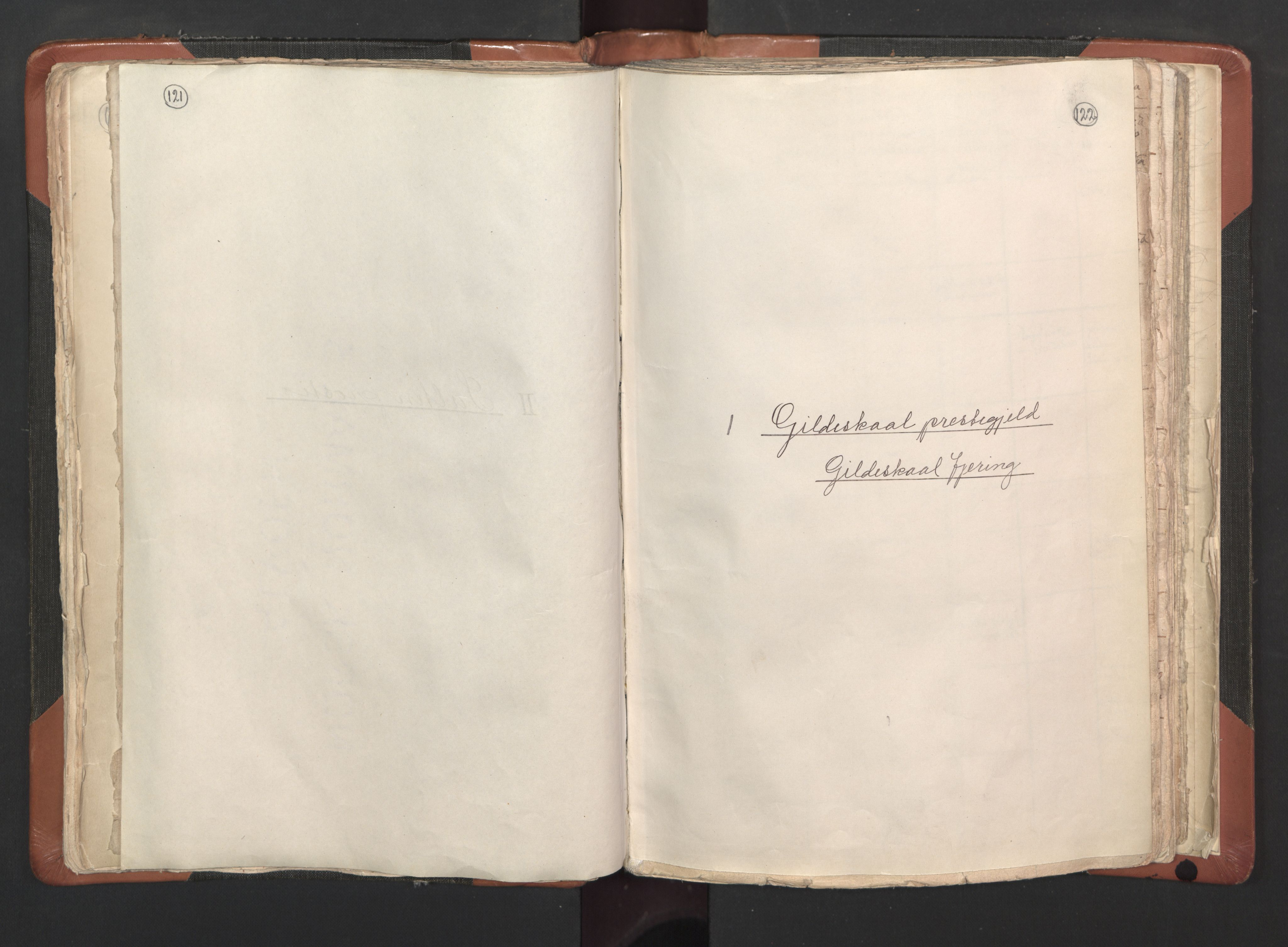 RA, Sogneprestenes manntall 1664-1666, nr. 35: Helgeland prosti og Salten prosti, 1664-1666, s. 121-122