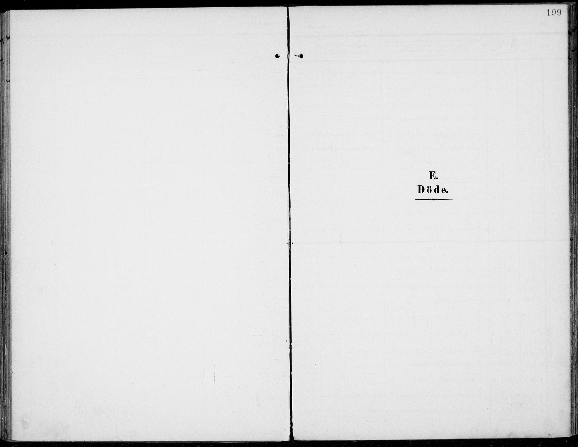 SAH, Jevnaker prestekontor, Ministerialbok nr. 11, 1902-1913, s. 199