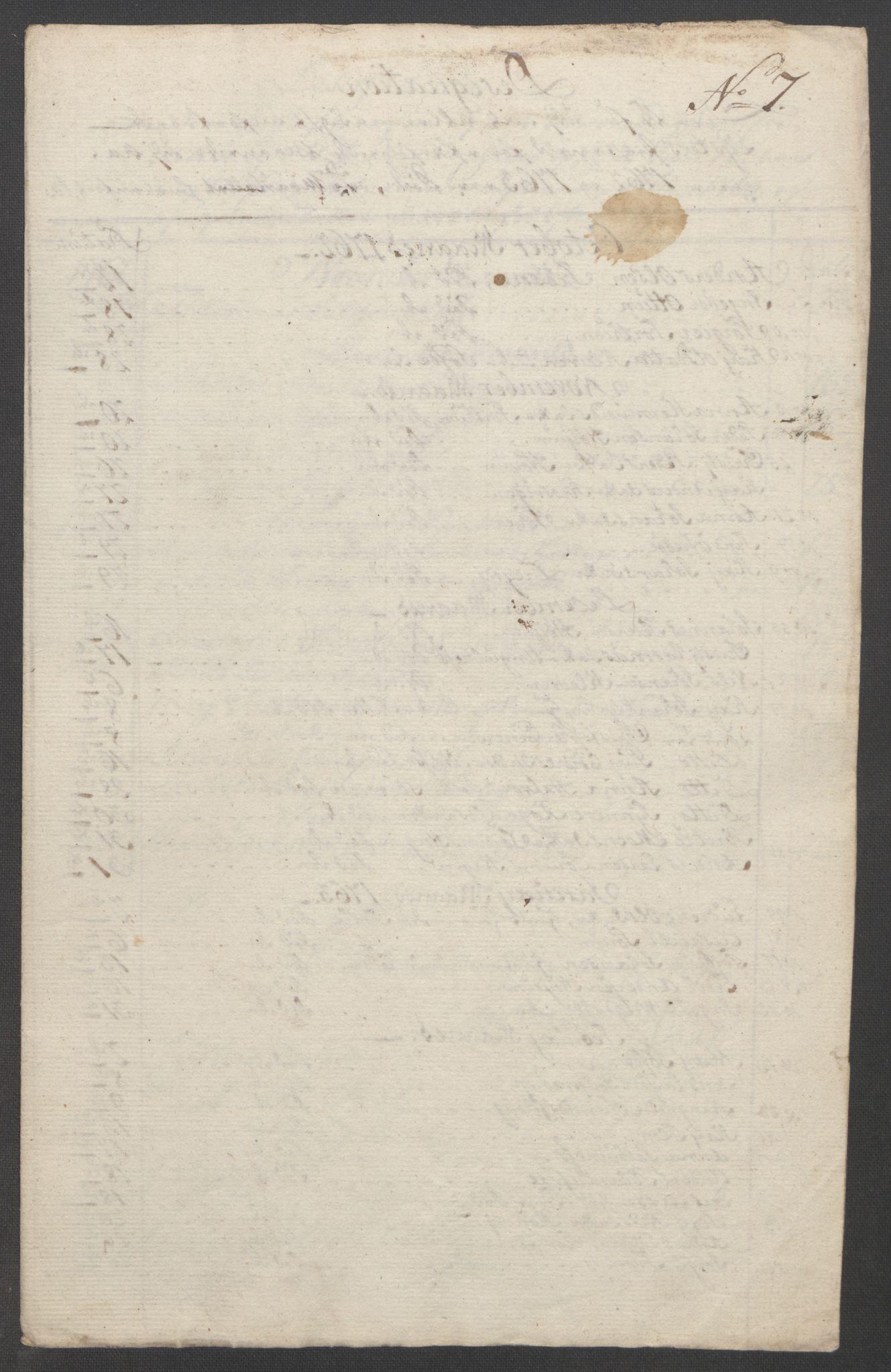RA, Rentekammeret inntil 1814, Reviderte regnskaper, Fogderegnskap, R52/L3418: Ekstraskatten Sogn, 1762-1769, s. 114