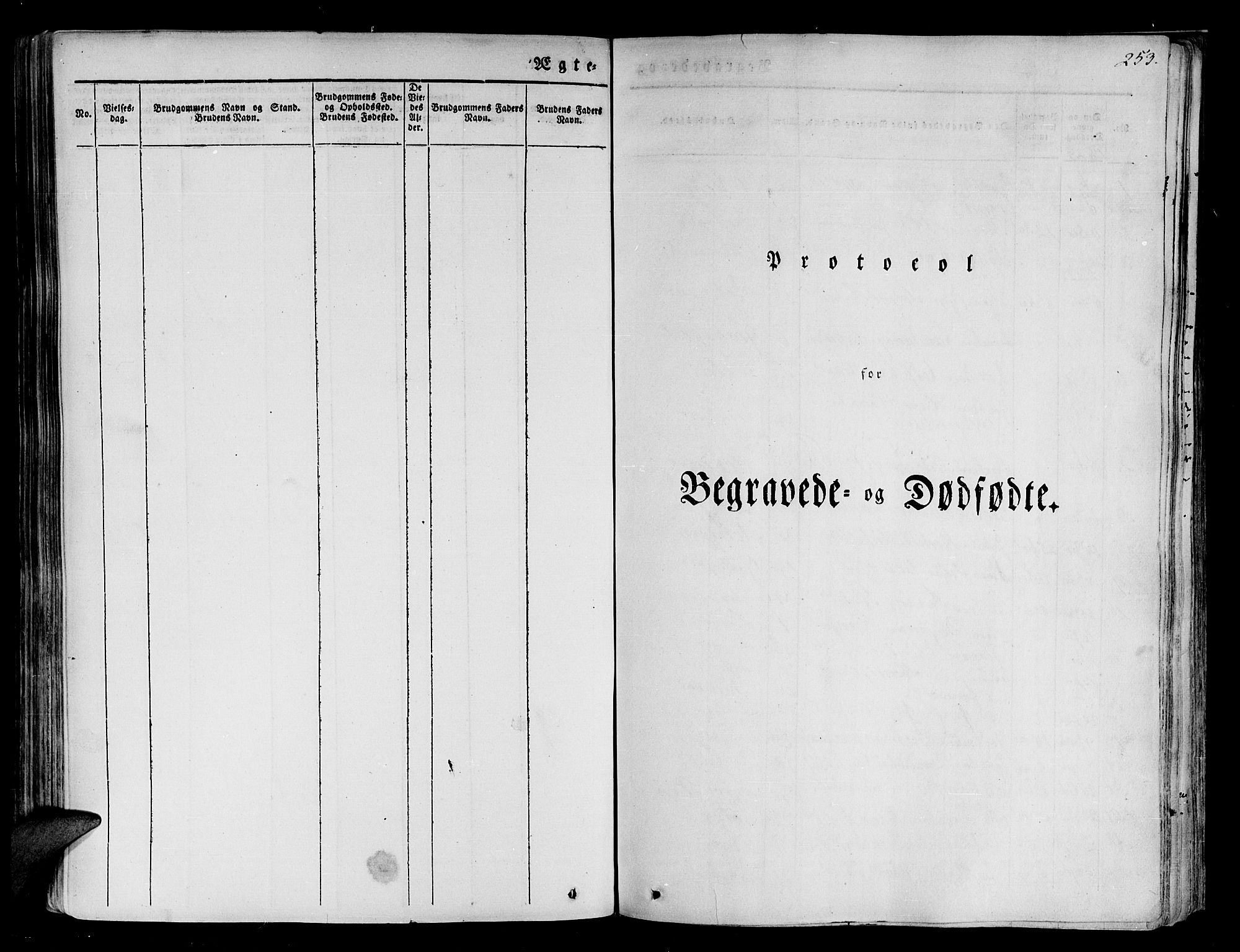 SATØ, Tranøy sokneprestkontor, I/Ia/Iaa/L0005kirke: Ministerialbok nr. 5, 1829-1844, s. 253