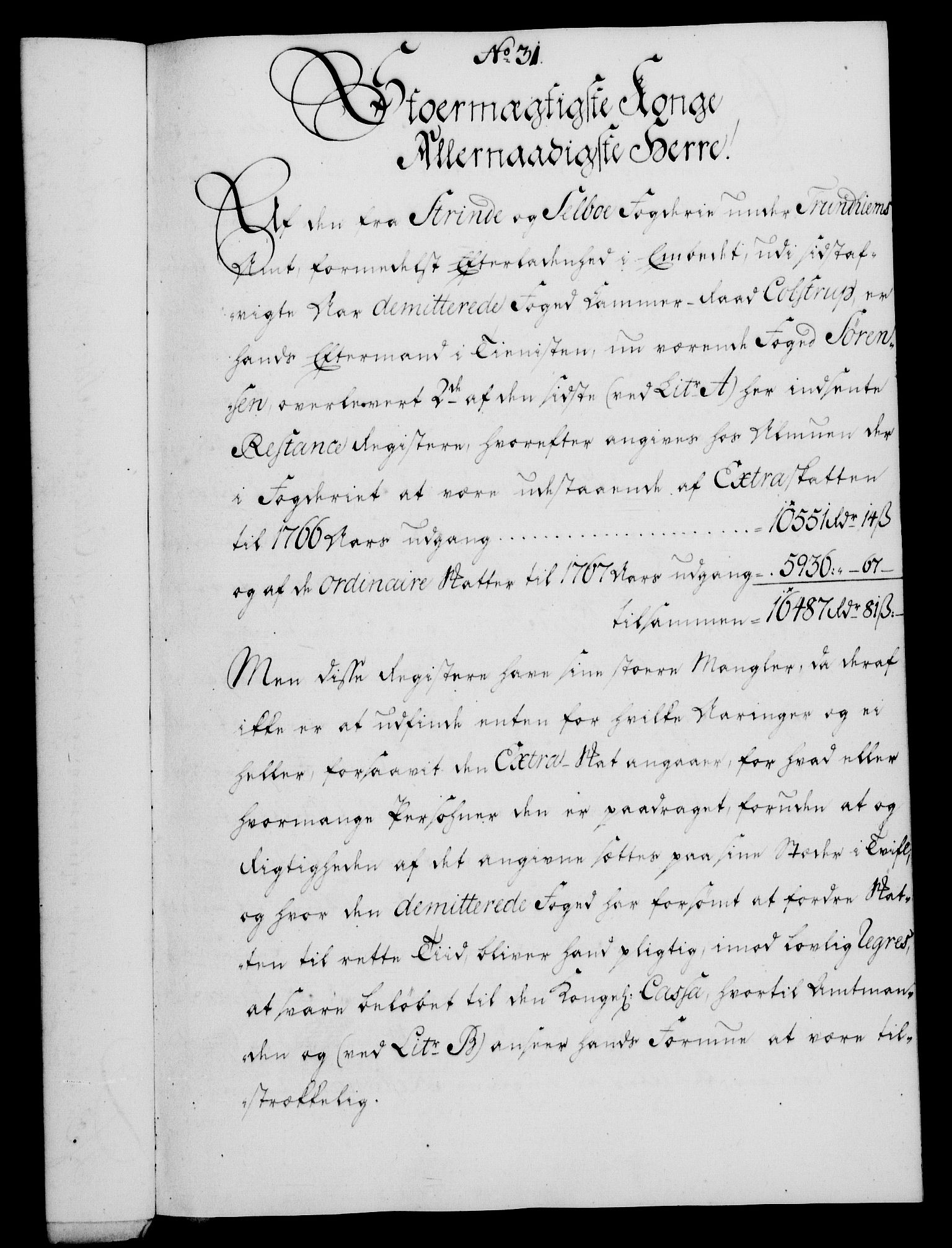 RA, Rentekammeret, Kammerkanselliet, G/Gf/Gfa/L0050: Norsk relasjons- og resolusjonsprotokoll (merket RK 52.50), 1768, s. 151