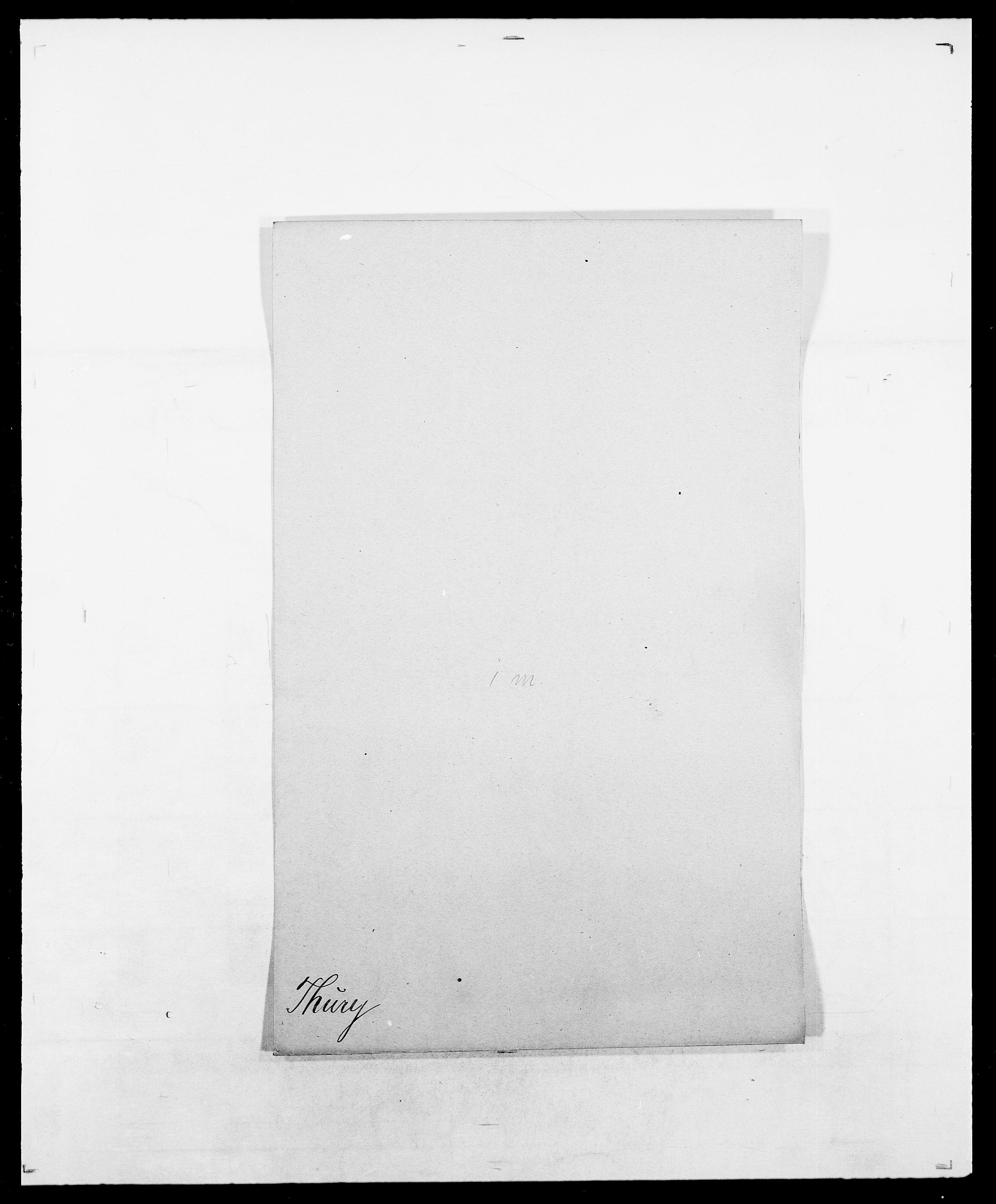 SAO, Delgobe, Charles Antoine - samling, D/Da/L0039: Thorsen - Urup, s. 6