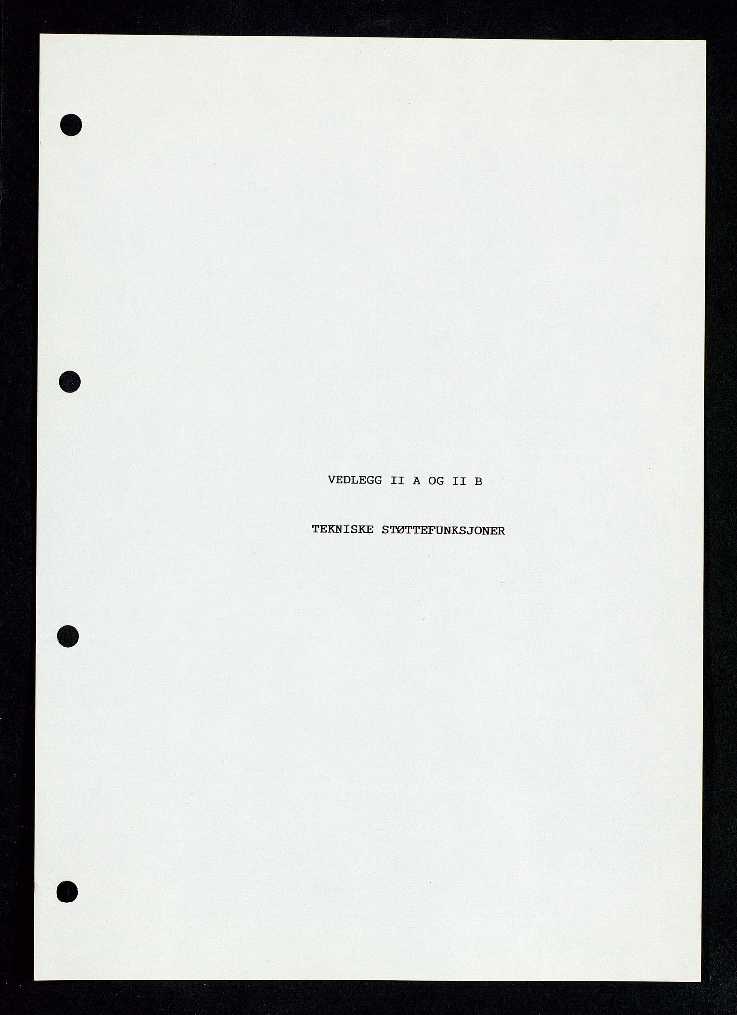SAST, Pa 1339 - Statoil ASA, D/Dm/L0123: Rapporter, 1985-1988, s. 84