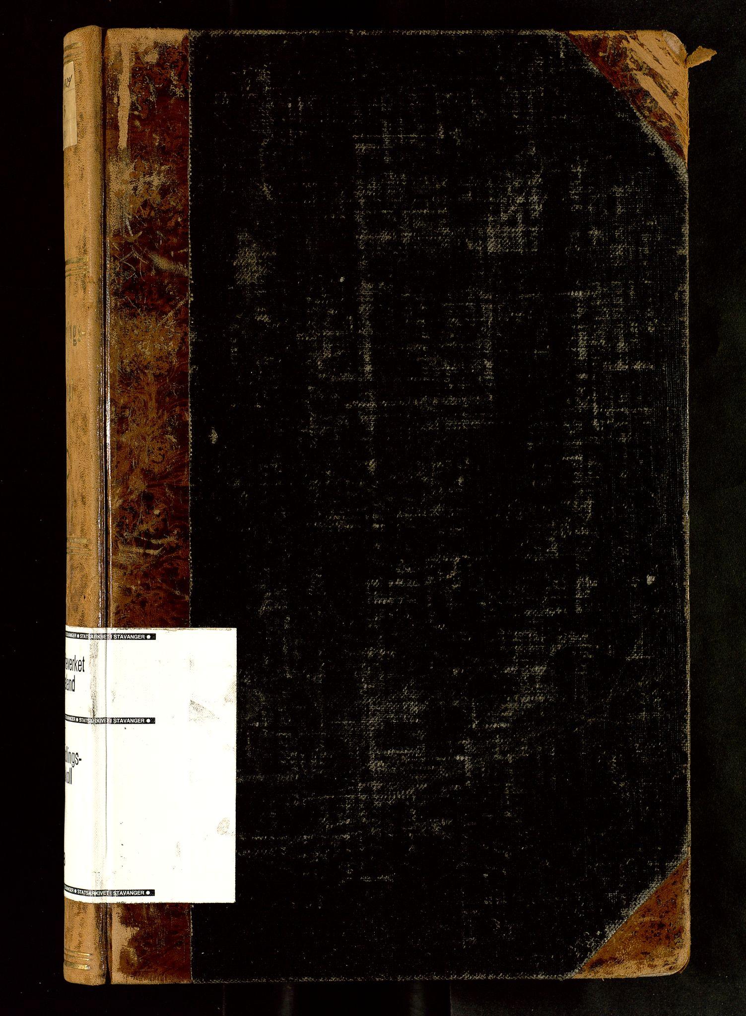 SAST, Rogaland jordskifterett, Oa/L0078: Forhandlingsprotokoll, 1922-1924