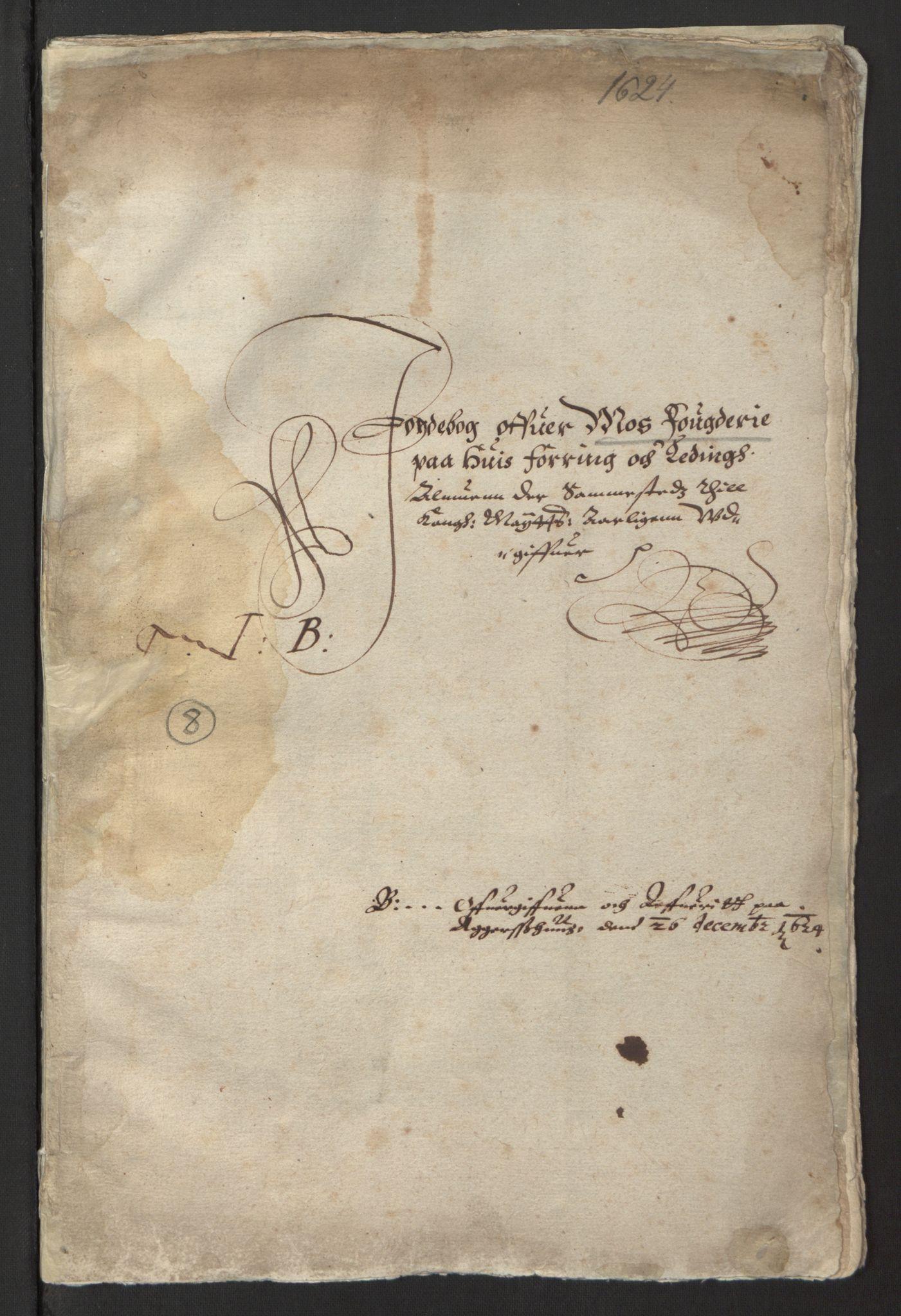 RA, Stattholderembetet 1572-1771, Ek/L0001: Jordebøker før 1624 og til utligning av garnisonsskatt 1624-1626:, 1624-1625, s. 183