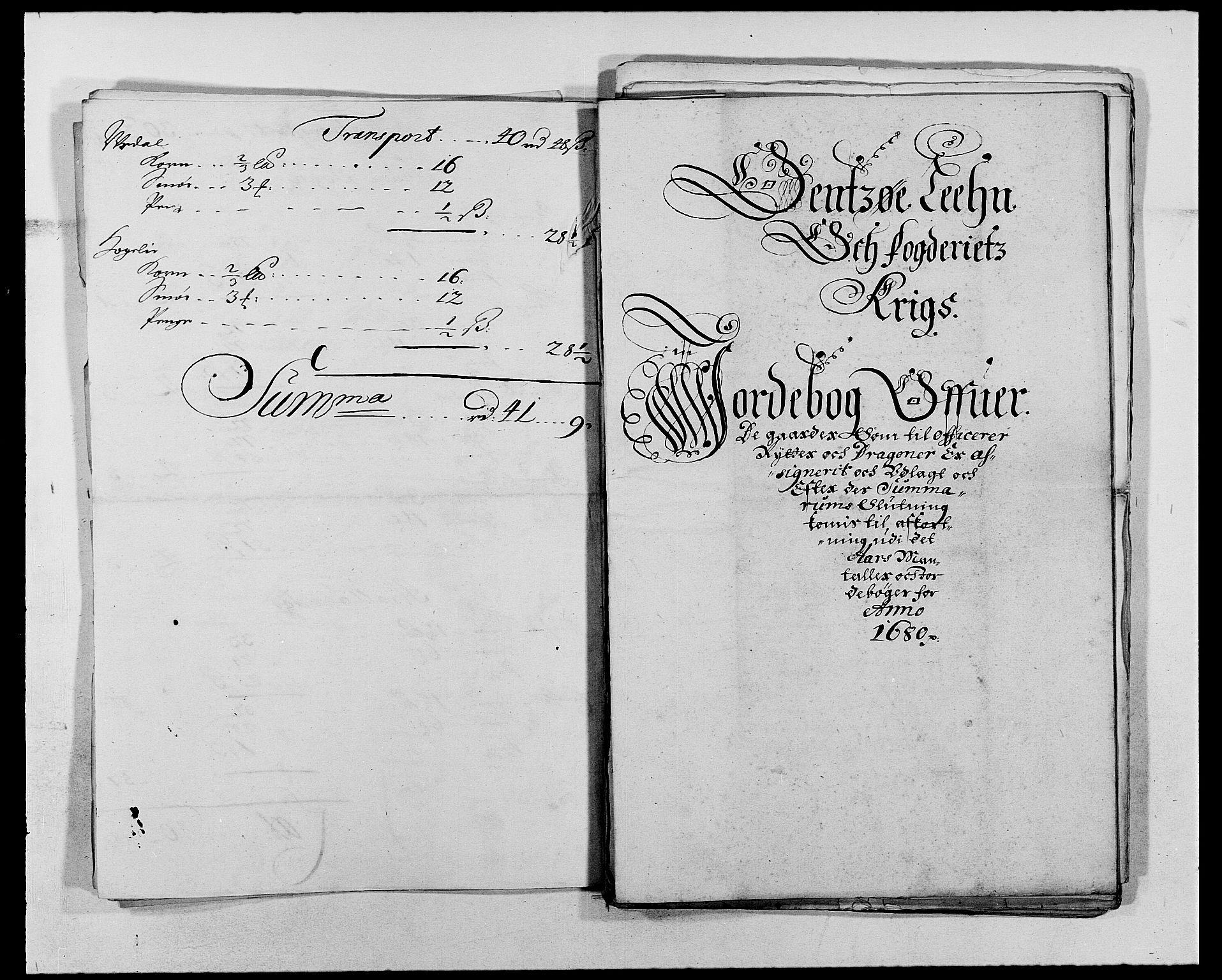 RA, Rentekammeret inntil 1814, Reviderte regnskaper, Fogderegnskap, R03/L0111: Fogderegnskap Onsøy, Tune, Veme og Åbygge fogderi, 1680, s. 233