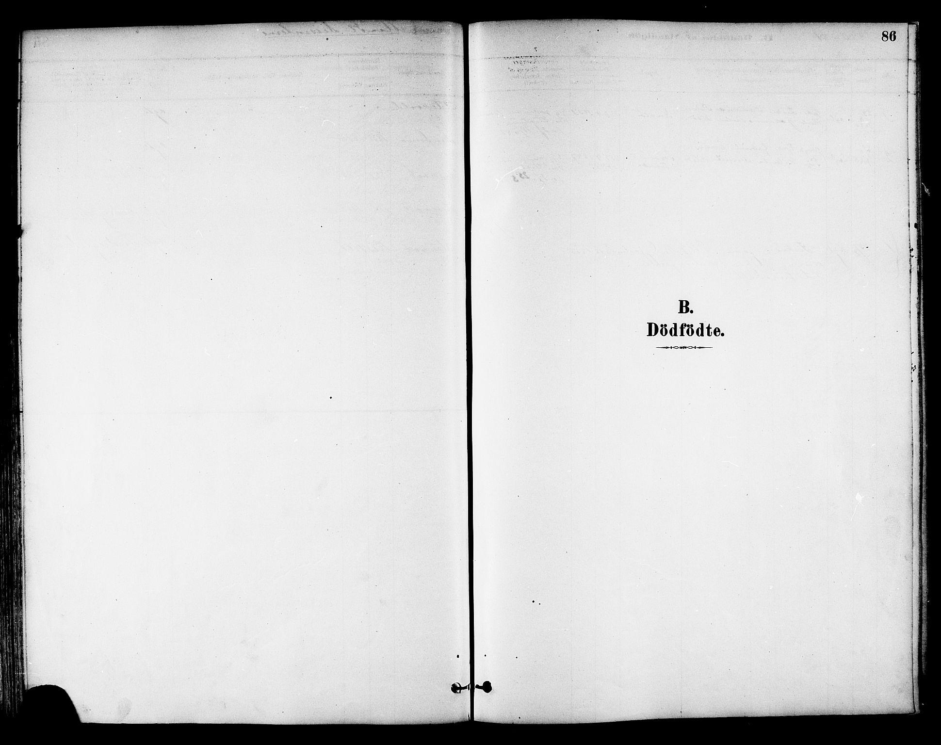 SAT, Ministerialprotokoller, klokkerbøker og fødselsregistre - Nord-Trøndelag, 786/L0686: Ministerialbok nr. 786A02, 1880-1887, s. 86