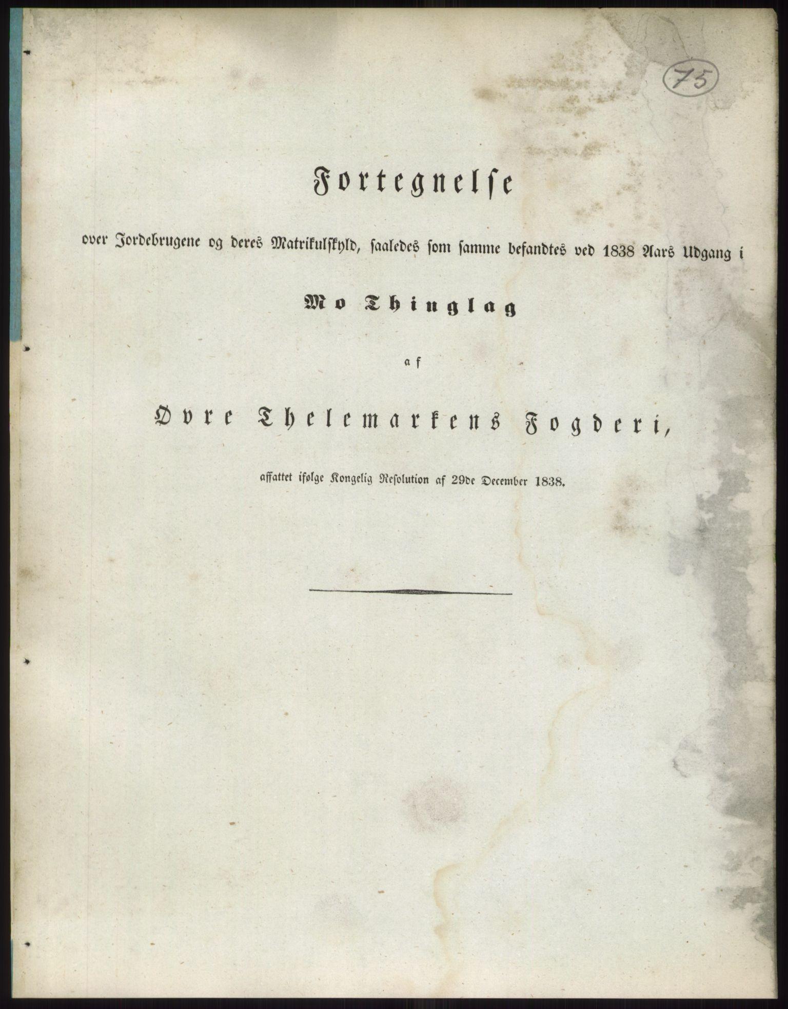 RA, 1838-matrikkelen (publikasjon)*, 1838, s. 75