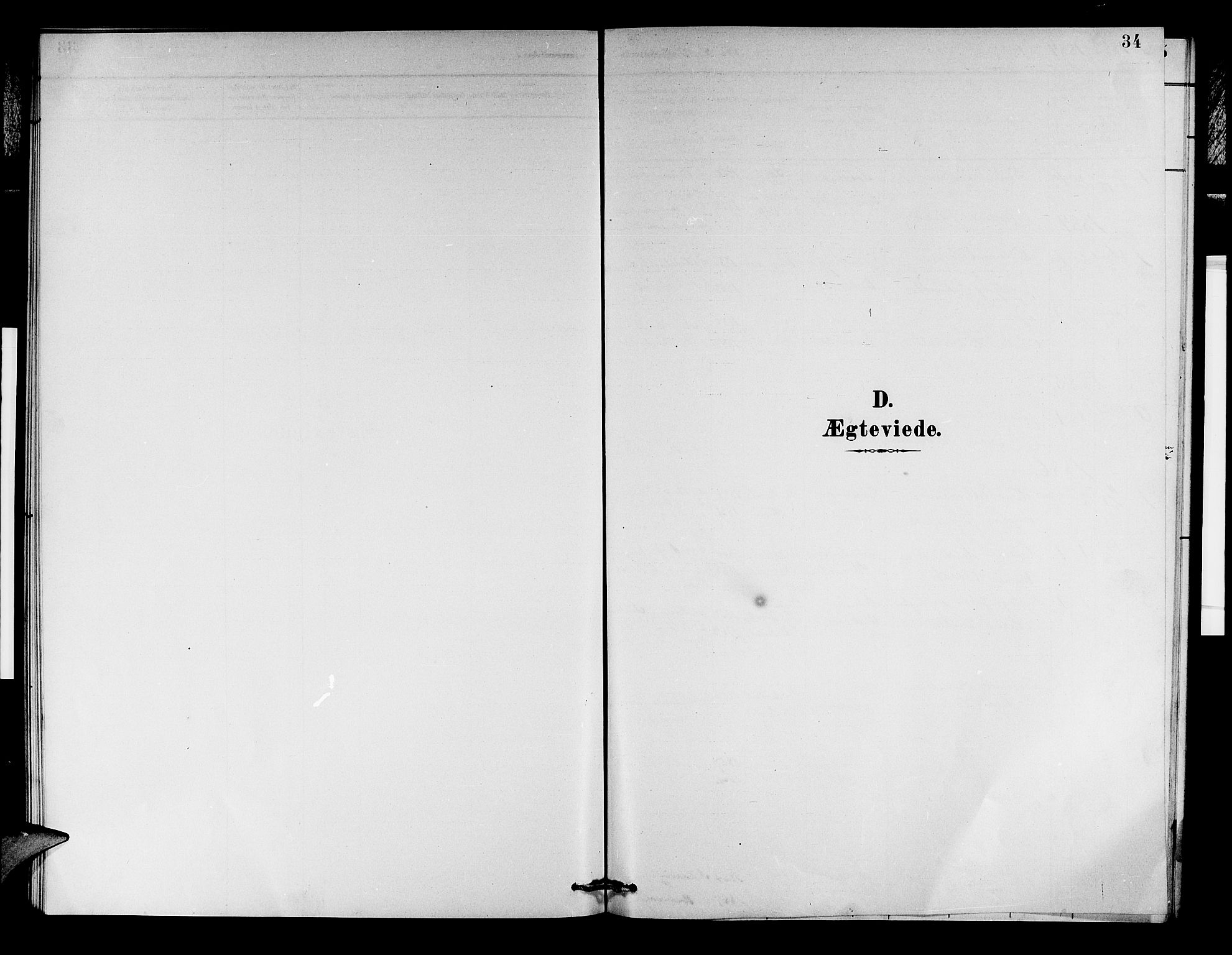 SAB, Aurland Sokneprestembete*, Klokkerbok nr. D 2, 1883-1920, s. 34