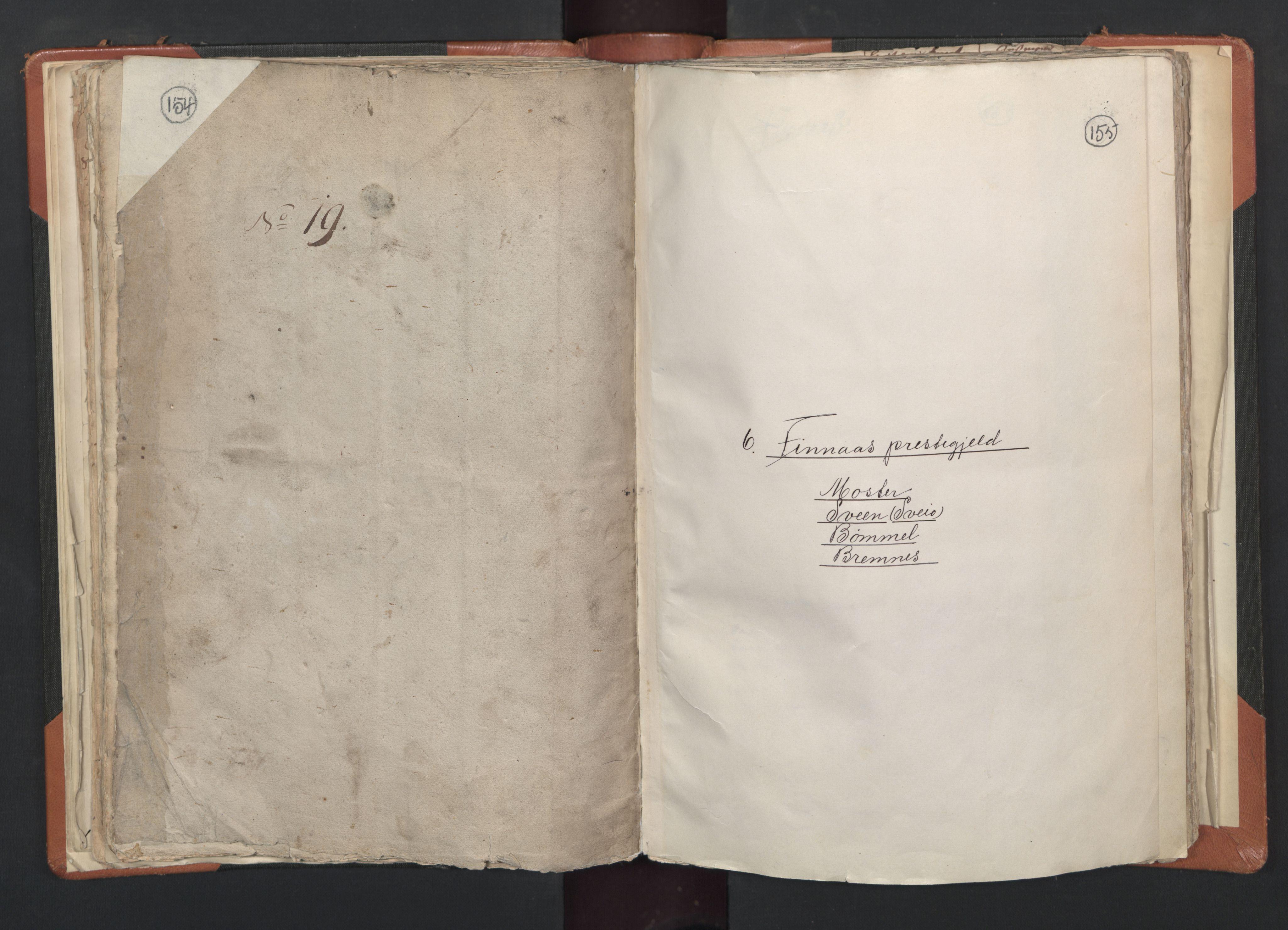 RA, Sogneprestenes manntall 1664-1666, nr. 20: Sunnhordland prosti, 1664-1666, s. 154-155