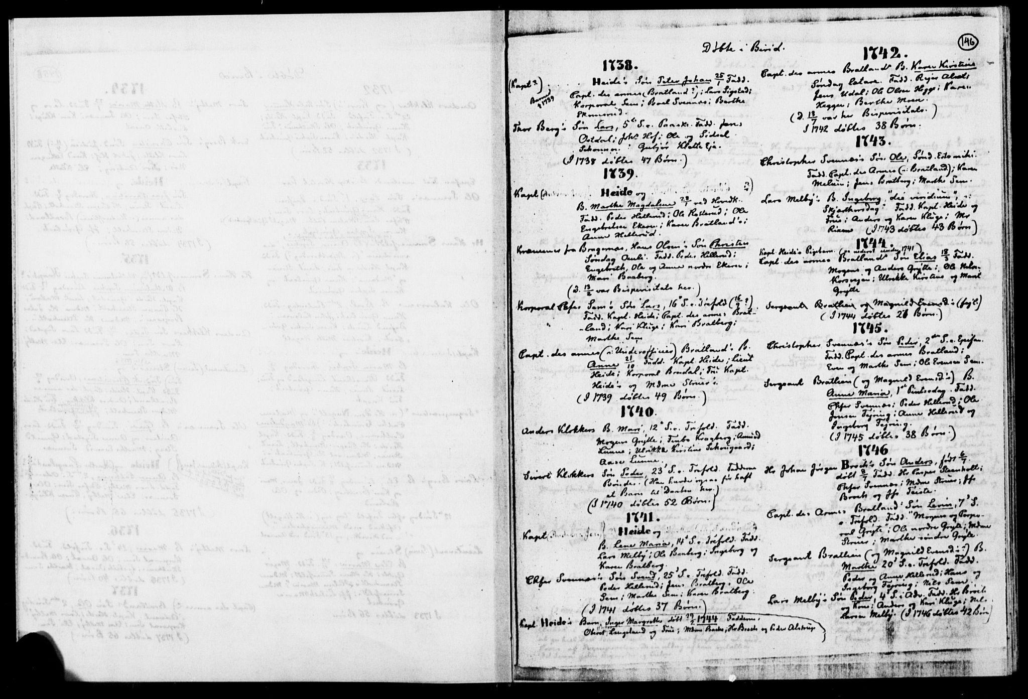 SAH, Biri prestekontor, Ministerialbok, 1730-1879, s. 146